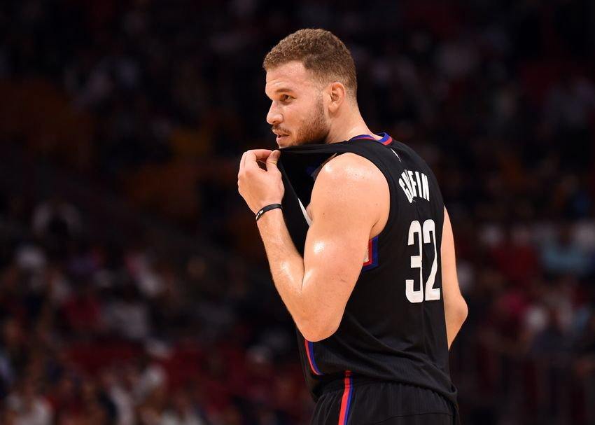 half off bf92f dc44c Los Angeles Clippers: 5 Players Who Must Step Up With Blake ...