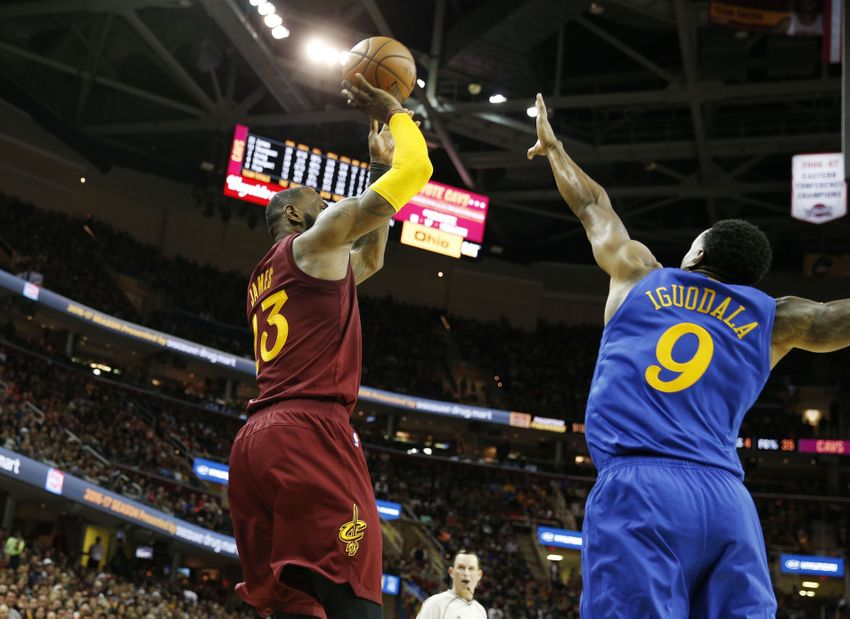 buy popular 2fedc 7ca8e Cleveland Cavaliers: Takeaways From Christmas Day Win - Page 4