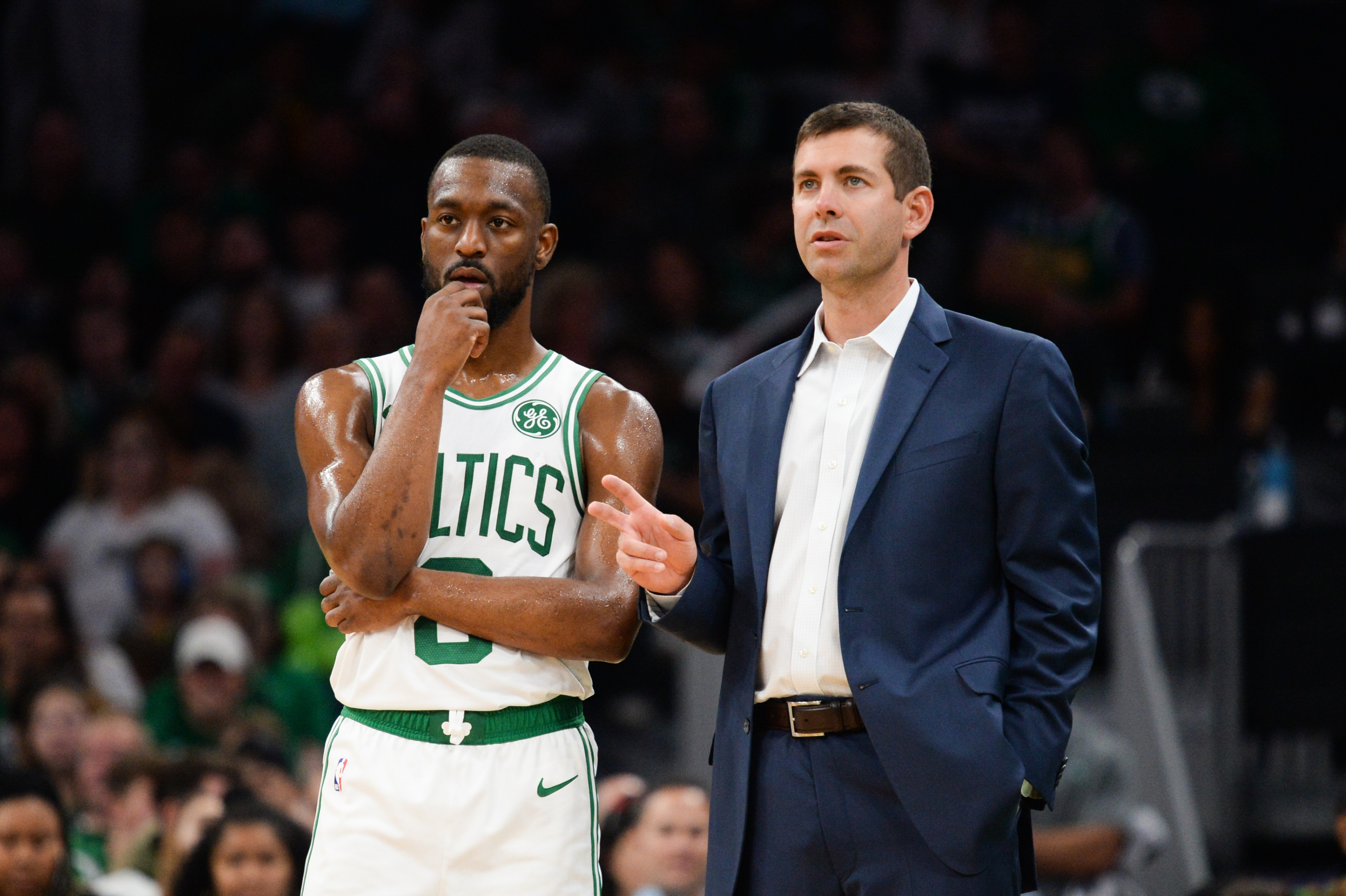 Boston Celtics: Regrading the Celtics offseason at the midway point