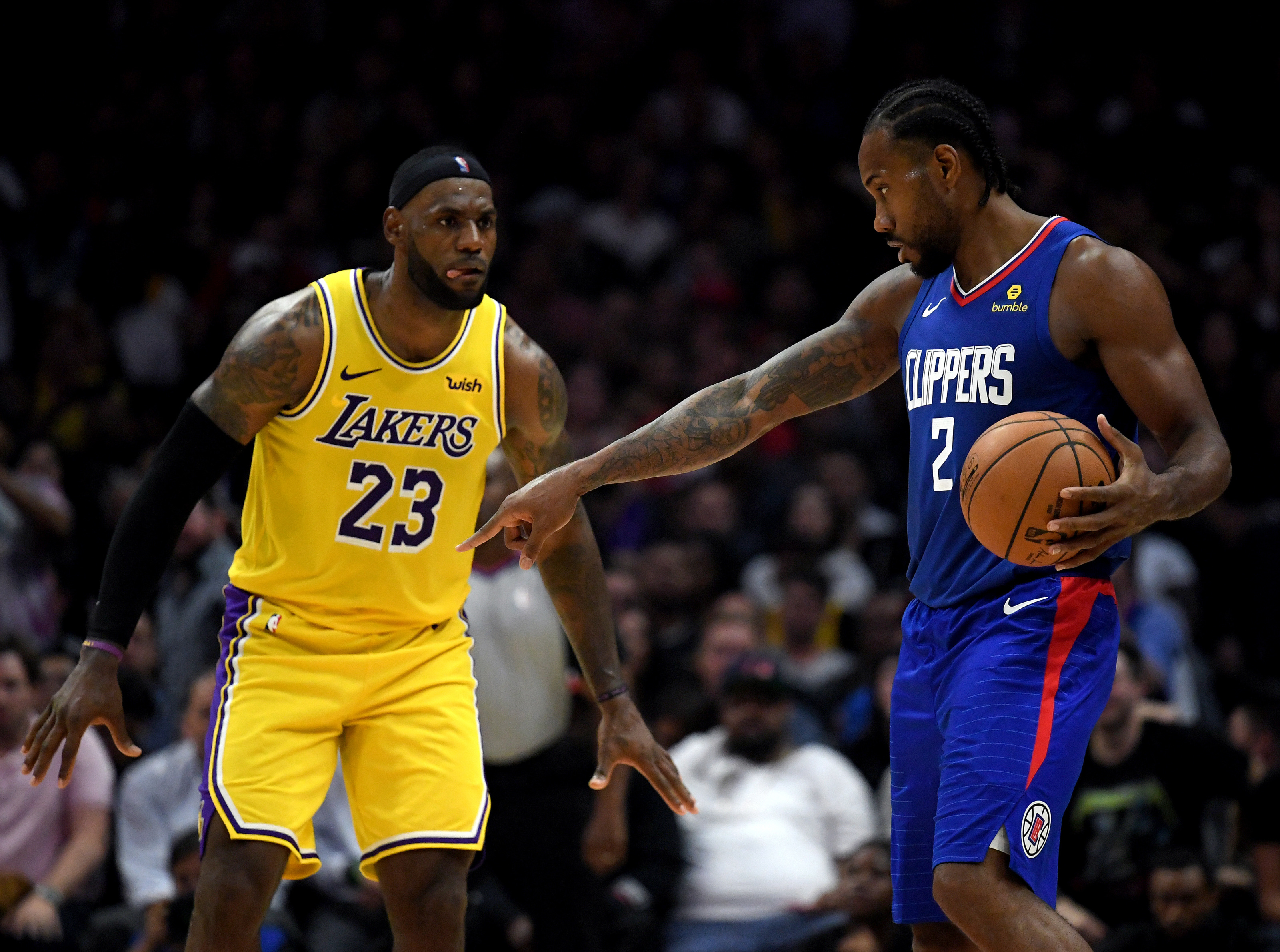 Los Angeles Lakers: Ranking their top championship threats