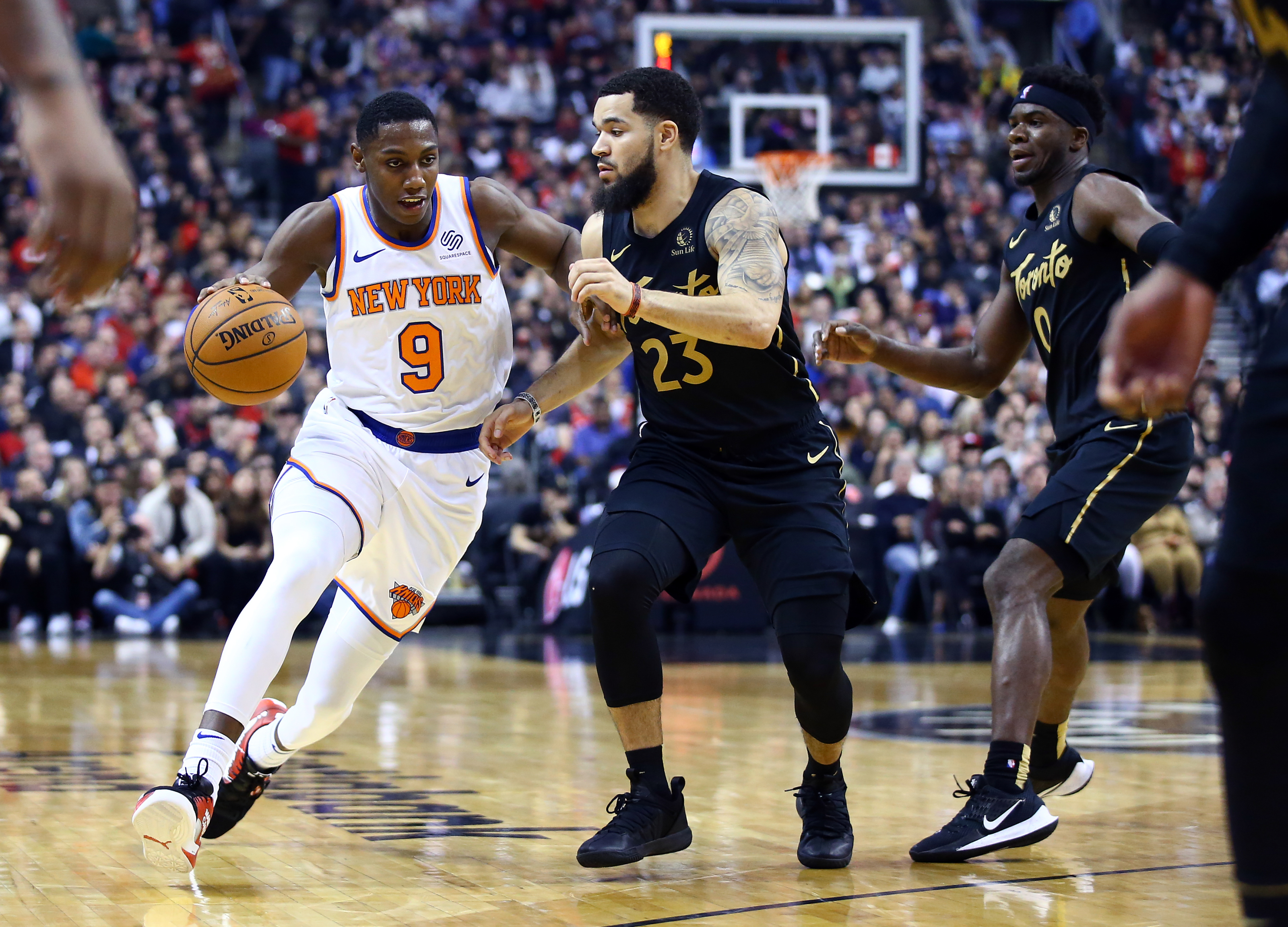 Why the New York Knicks should be all in on Fred VanVleet this summer