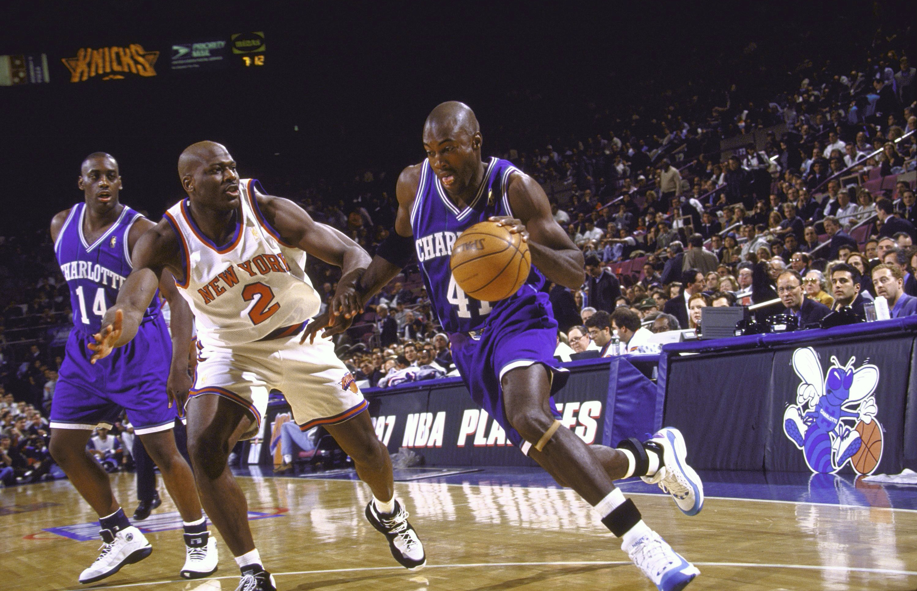Charlotte Hornets 25 Best Players To Play For The Hornets Page 26