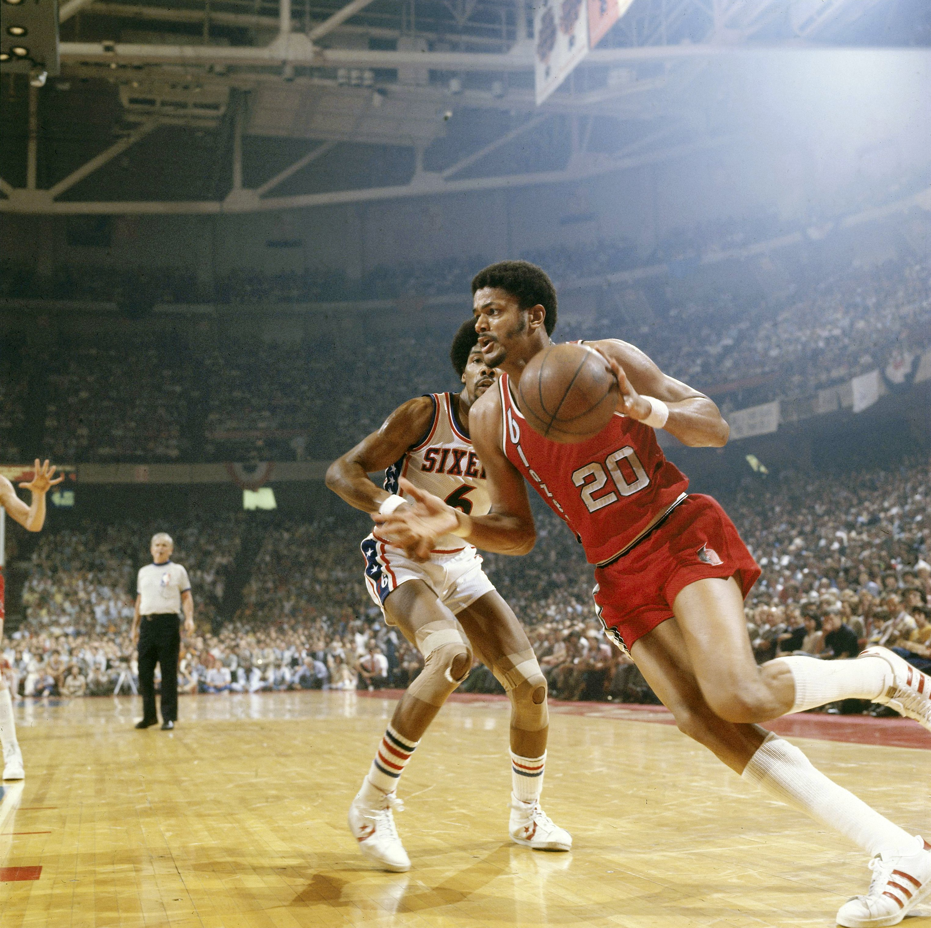 Portland Blazers Schedule: 50 Greatest NBA/ABA Players Not In The Hall Of Fame