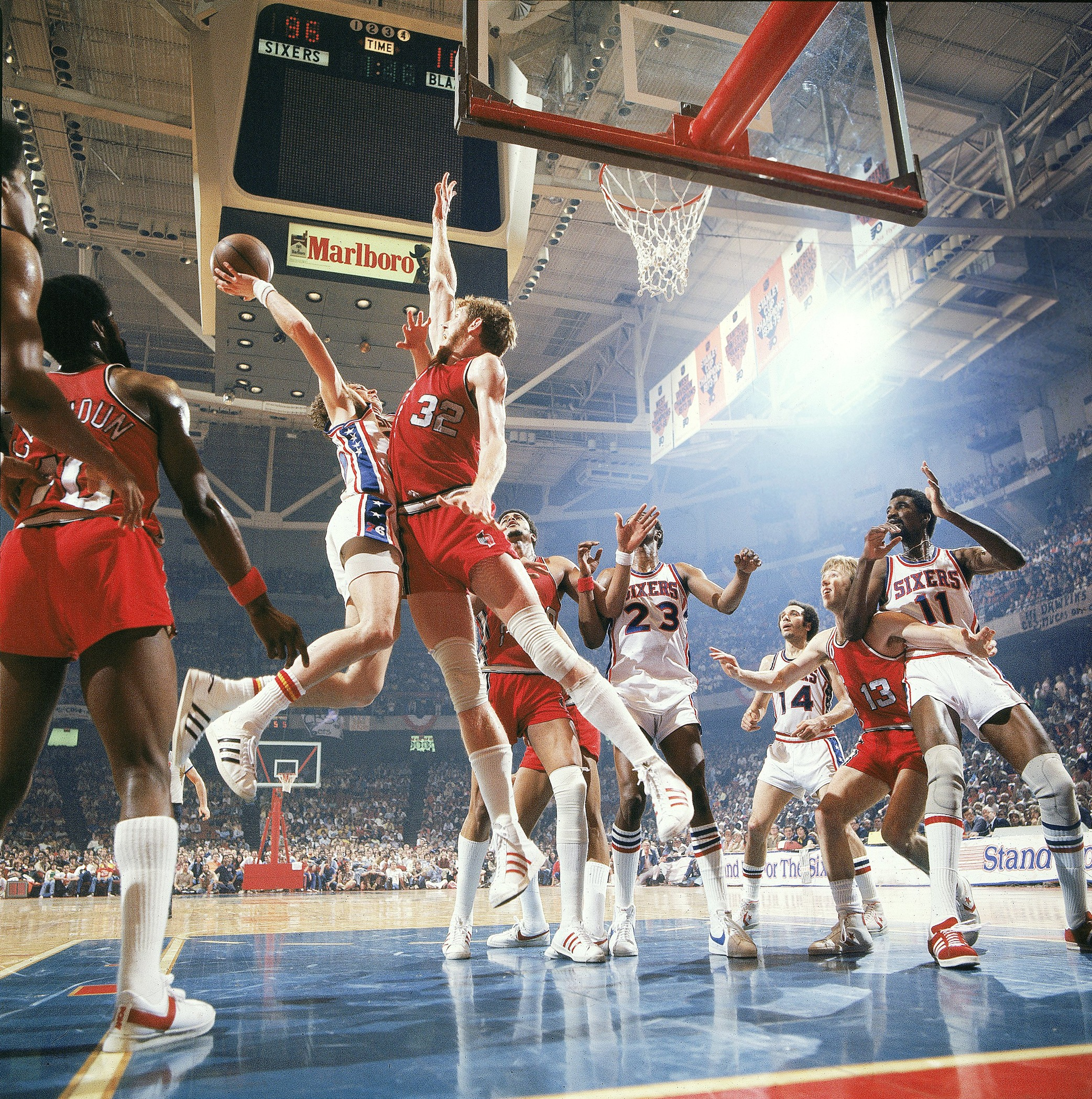 Portland Blazers 27: NBA Finals: 25 Greatest Individual Performances Of All