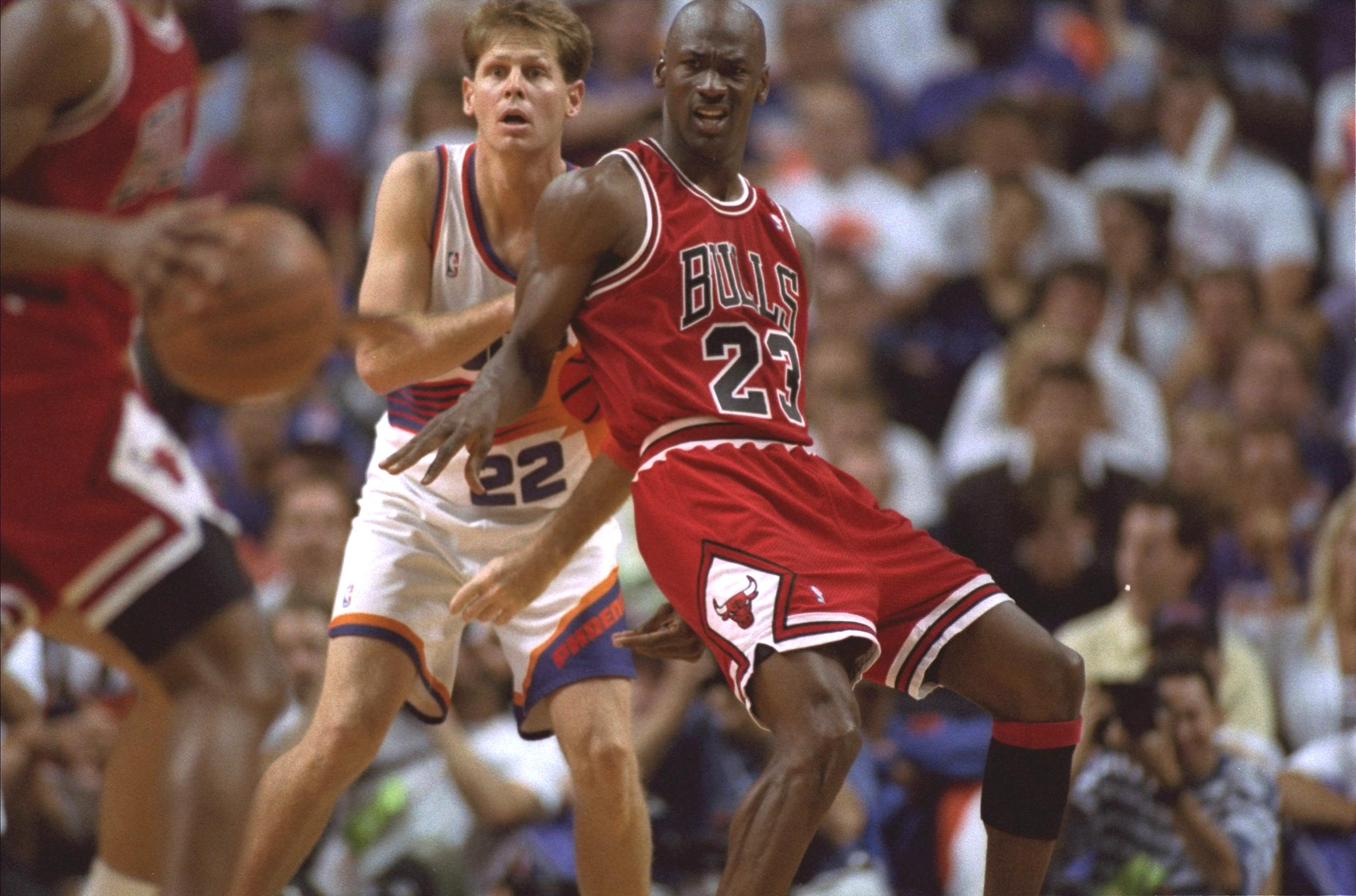 Nba Basketball Series Michael Jordan Chicago Bulls: NBA: Ranking The Last 50 Champions