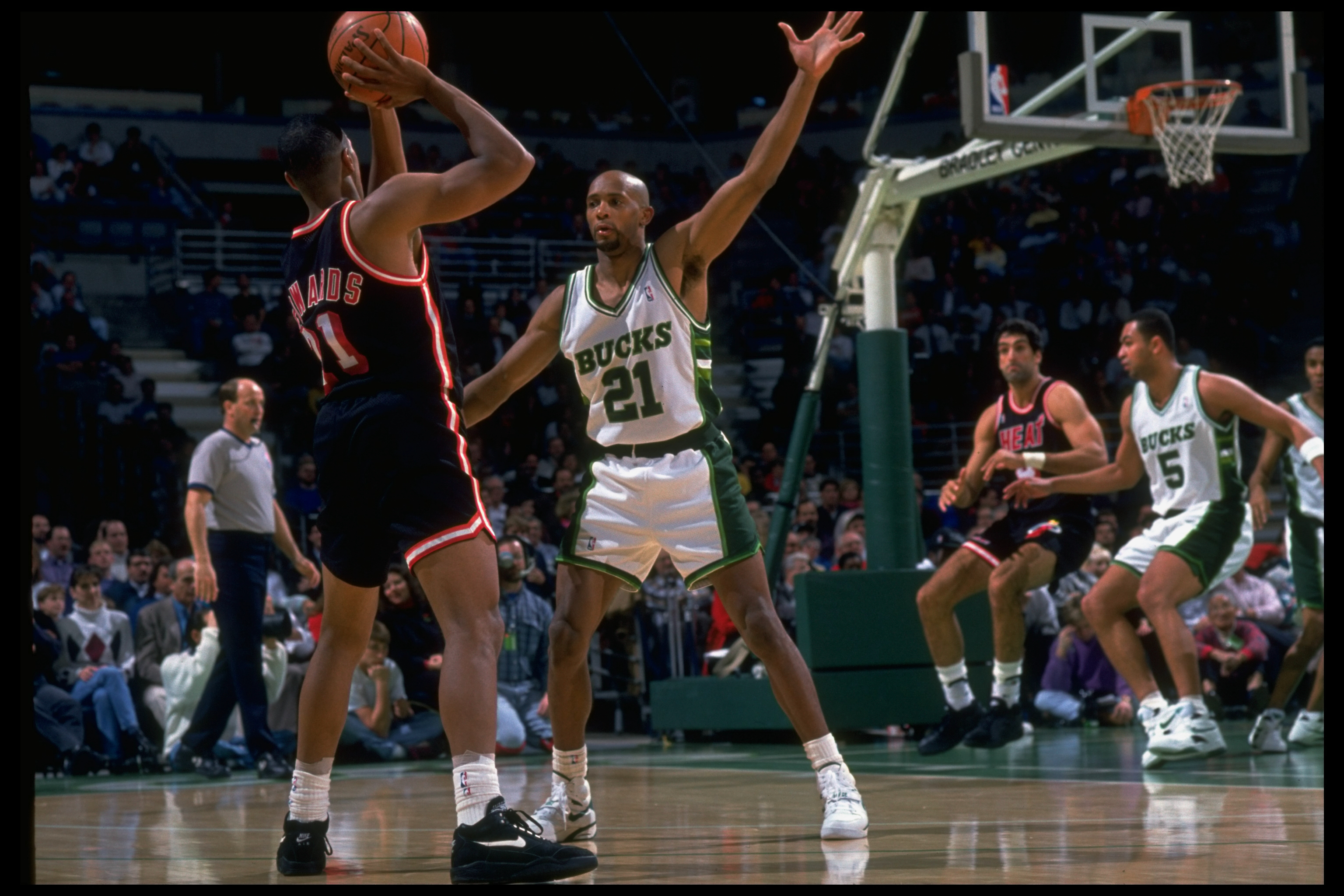Milwaukee Bucks 25 Best Players To Play For The Bucks Page 12