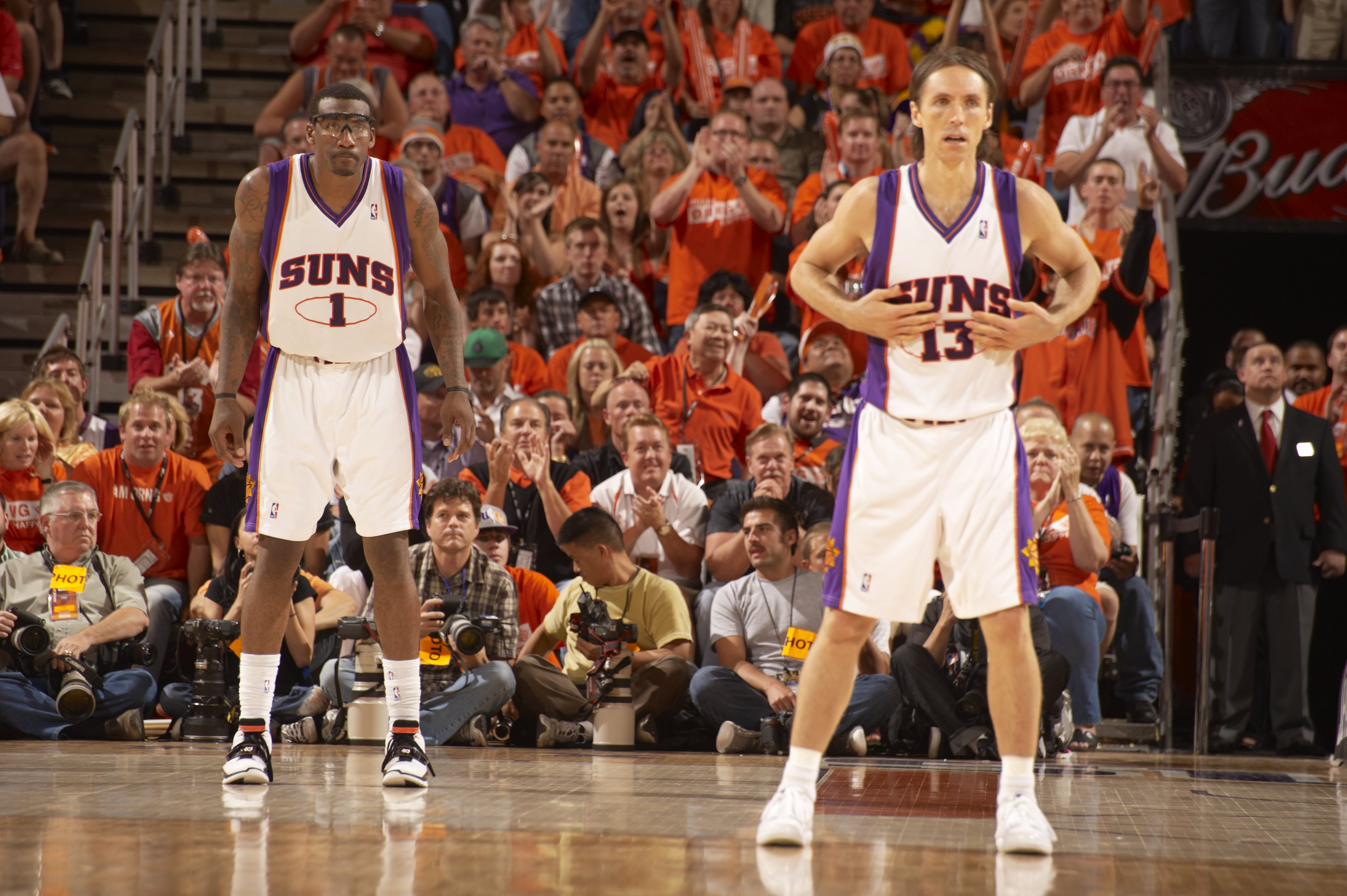 Phoenix Suns: 25 Best Players To Play For The Suns