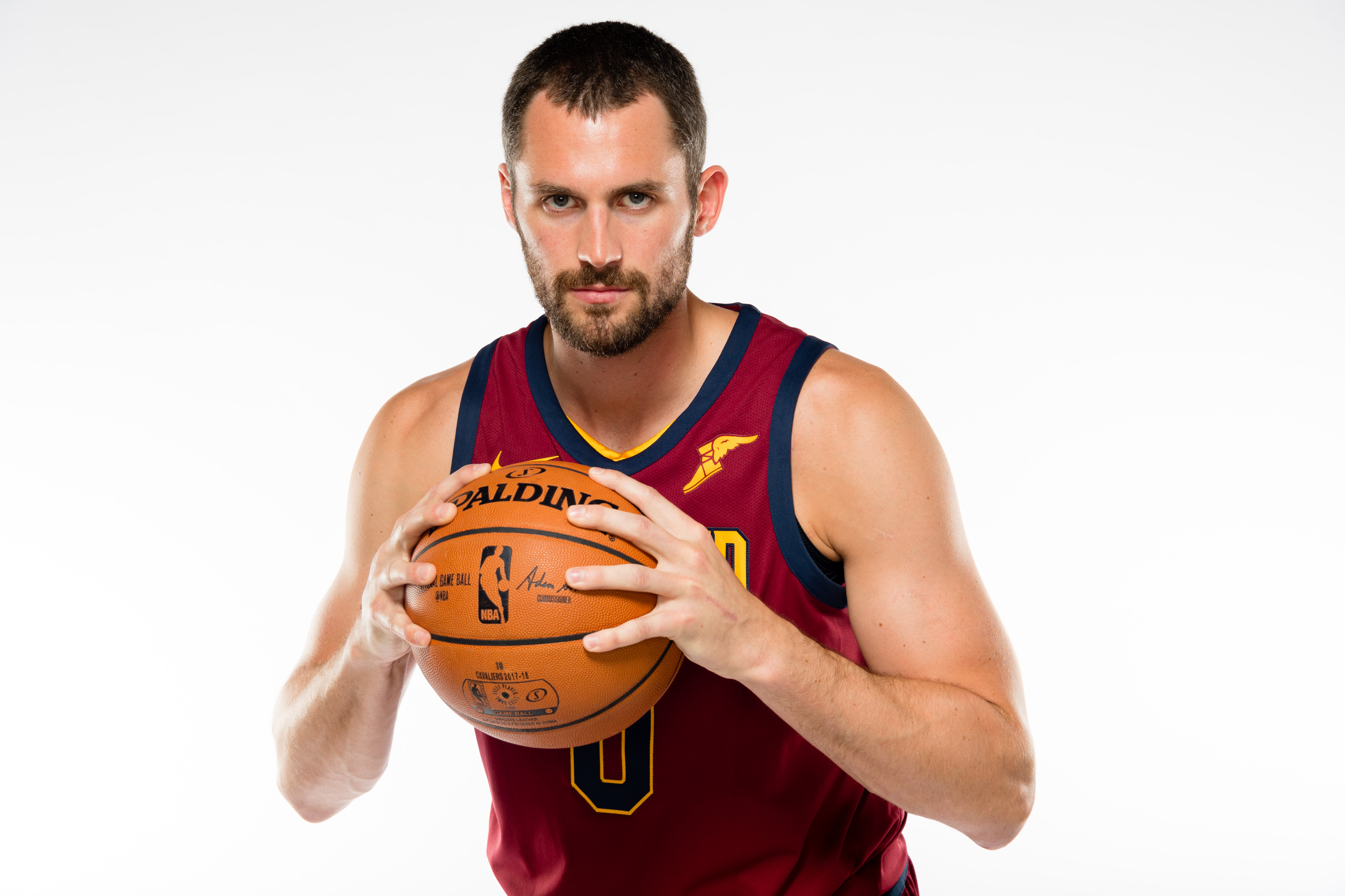 cleveland cavaliers 5 goals for kevin love in 201718