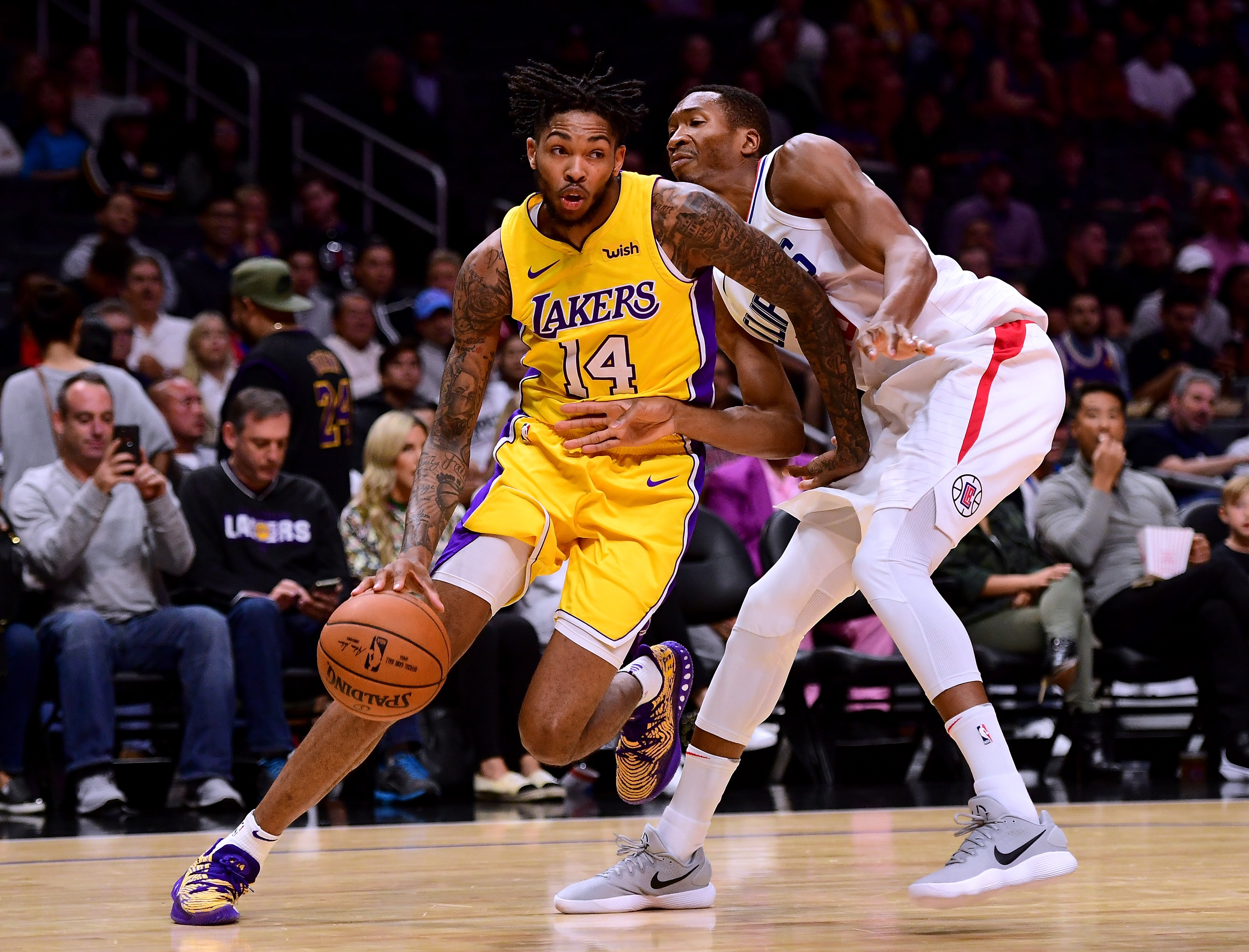 Los Angeles Lakers vs. Los Angeles Clippers: Bold ...Lakers Vs Clippers
