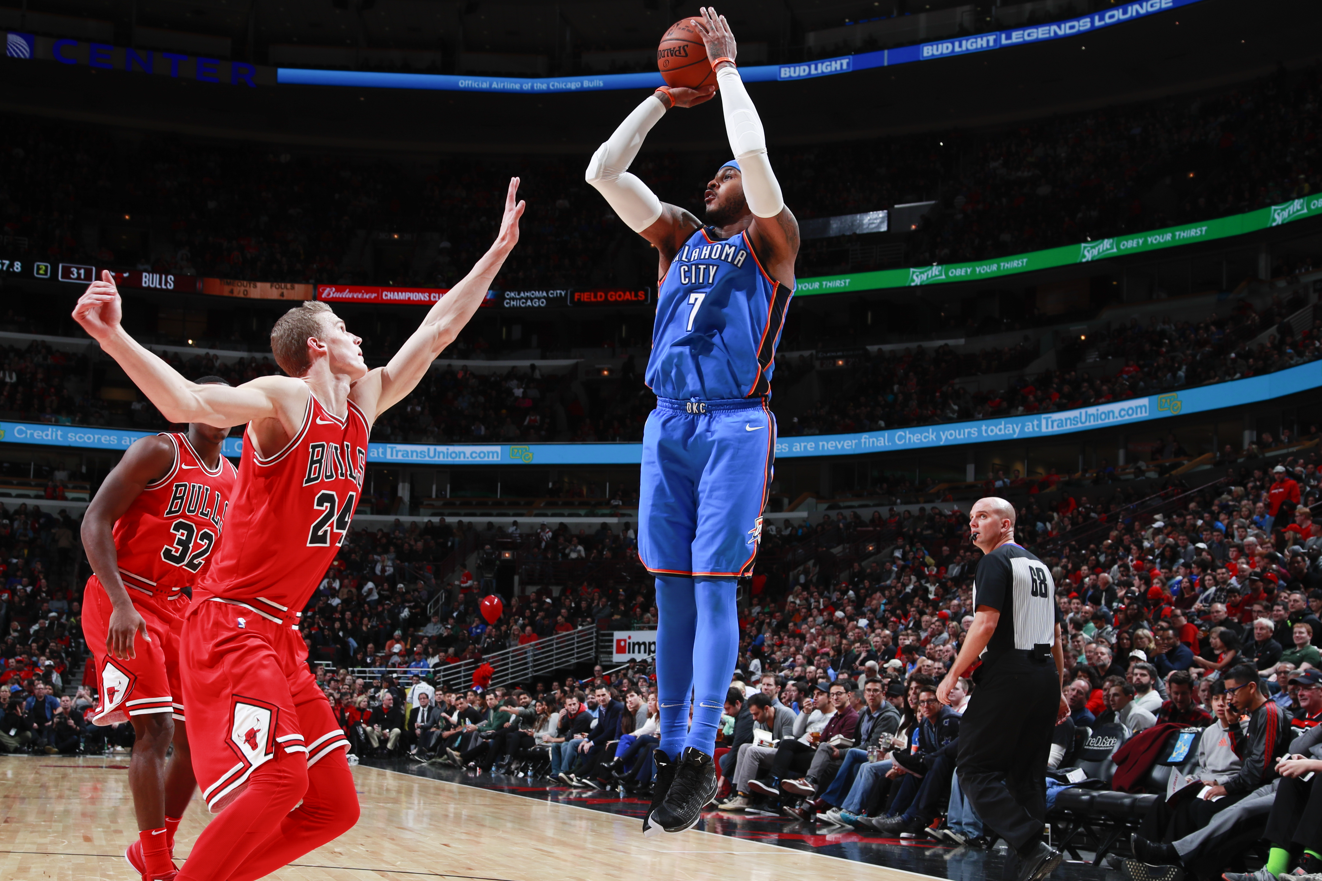OKC Thunder Post-Game Grades after pounding the Chicago Bulls