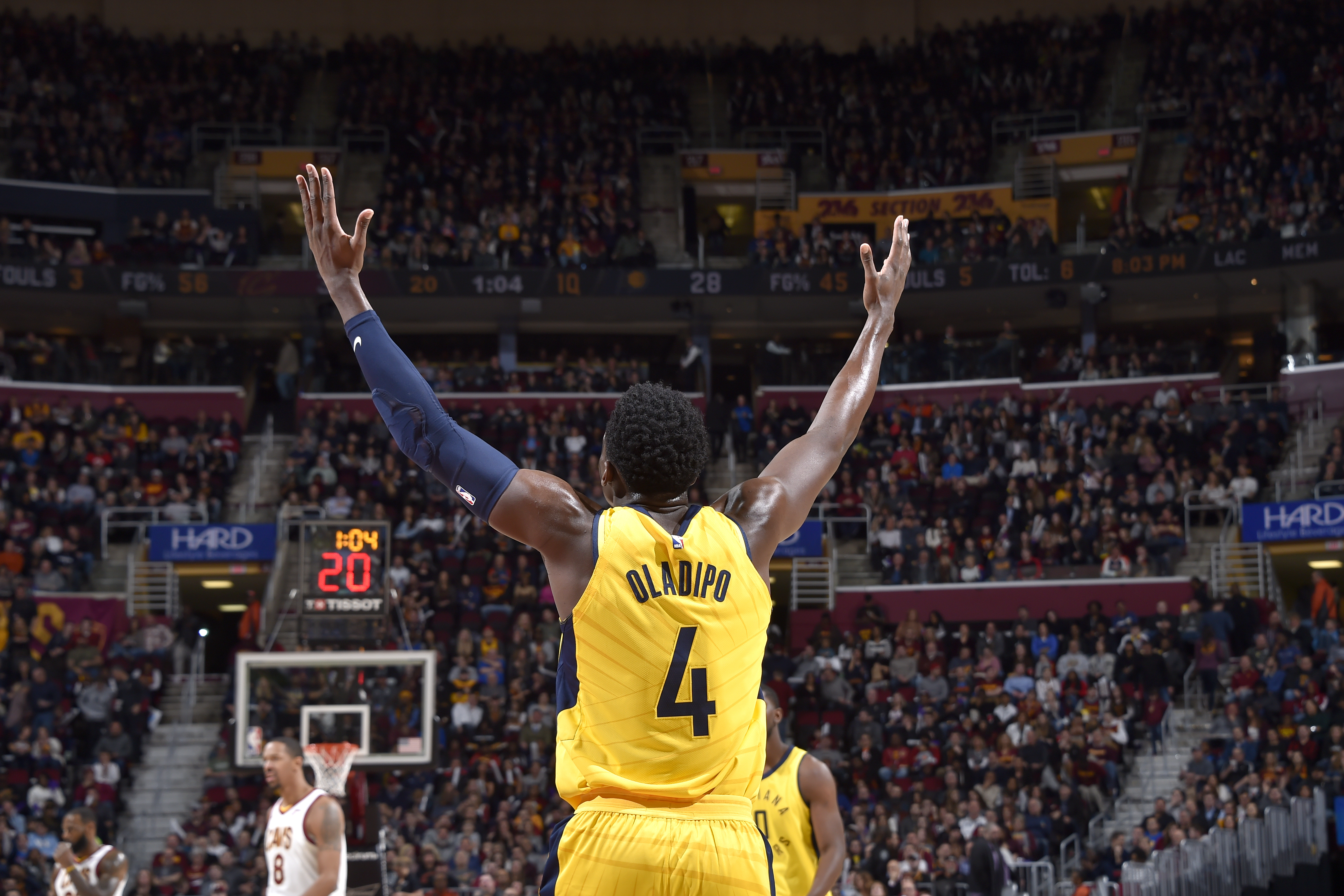 Three takeaways from the Pacers' 105-96 win over the Hornets