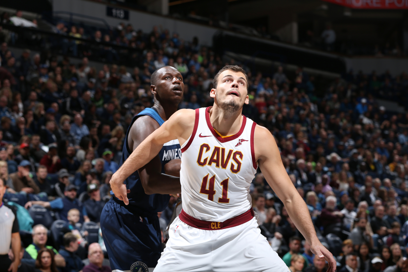 Cleveland Cavaliers: Does Ante Zizic have a future?