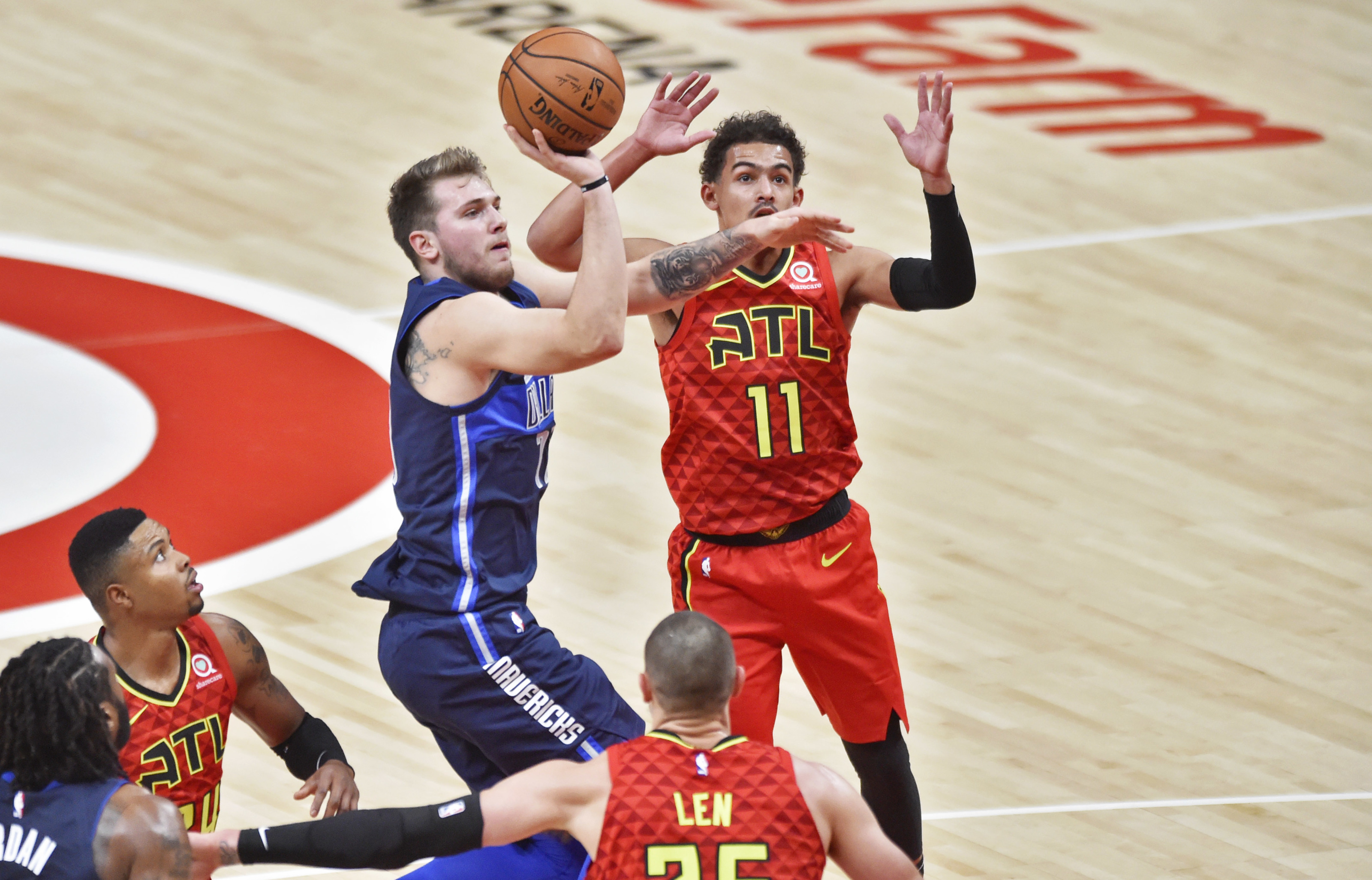 Atlanta Hawks Star Trae Young Resigned To Luka Doncic Comparisons