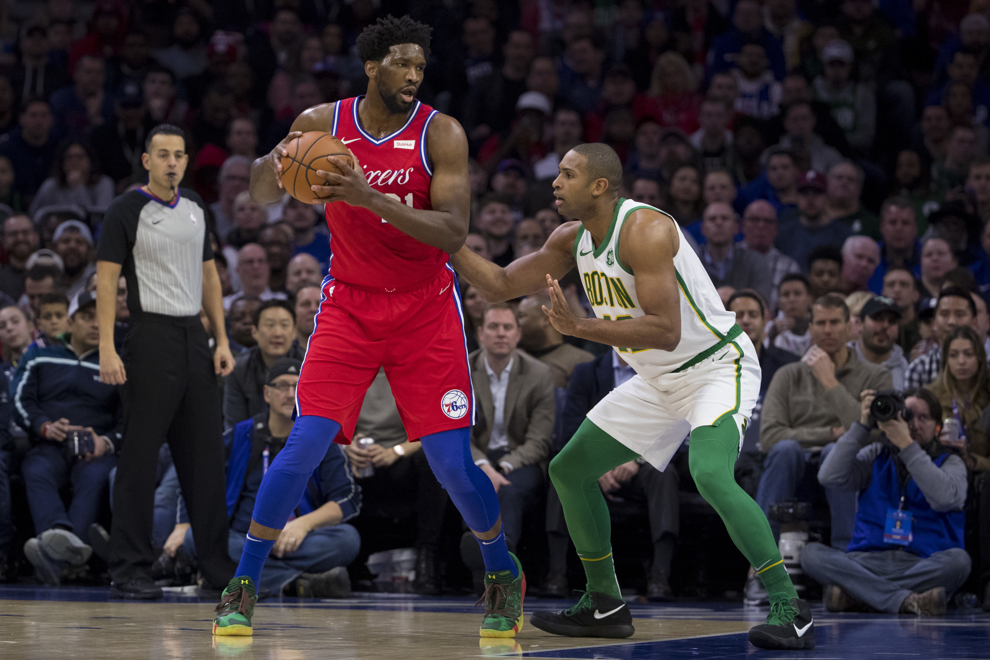 Reassessing Al Horford's departure from the Boston Celtics