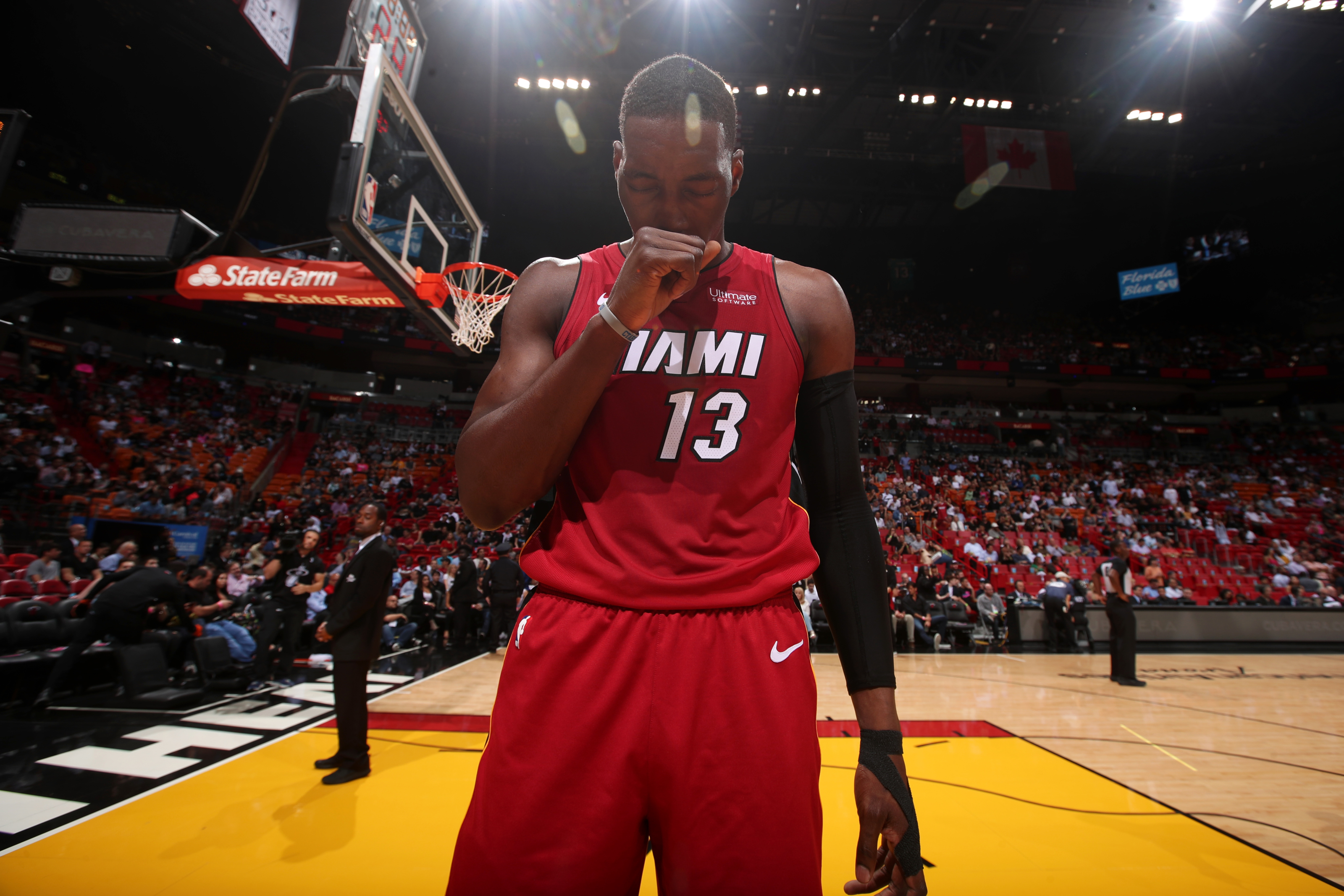 Miami Heat Bam Adebayo S Deserving Argument For Most Improved Player