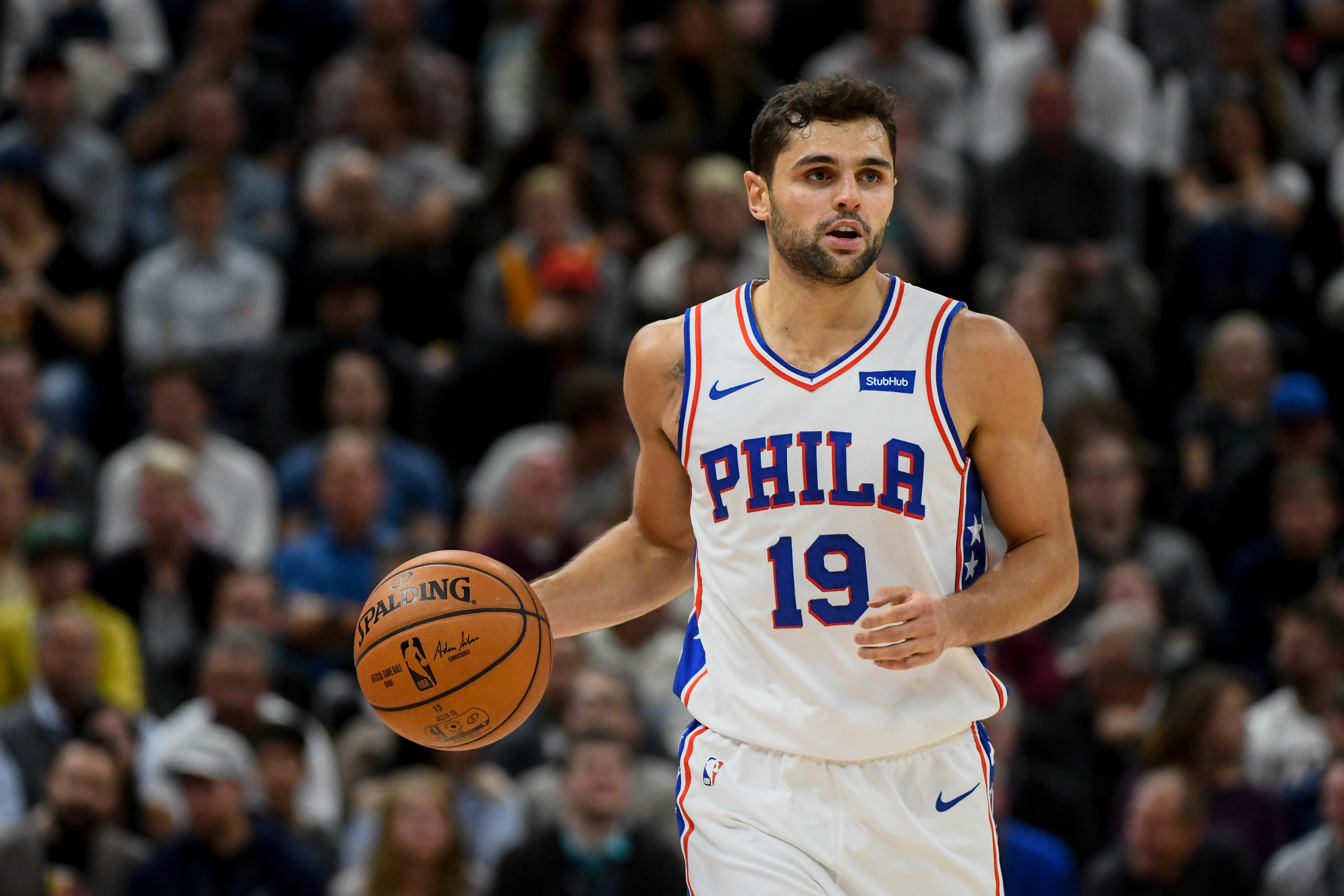 Philadelphia 76ers: Raul Neto should be the backup point guard