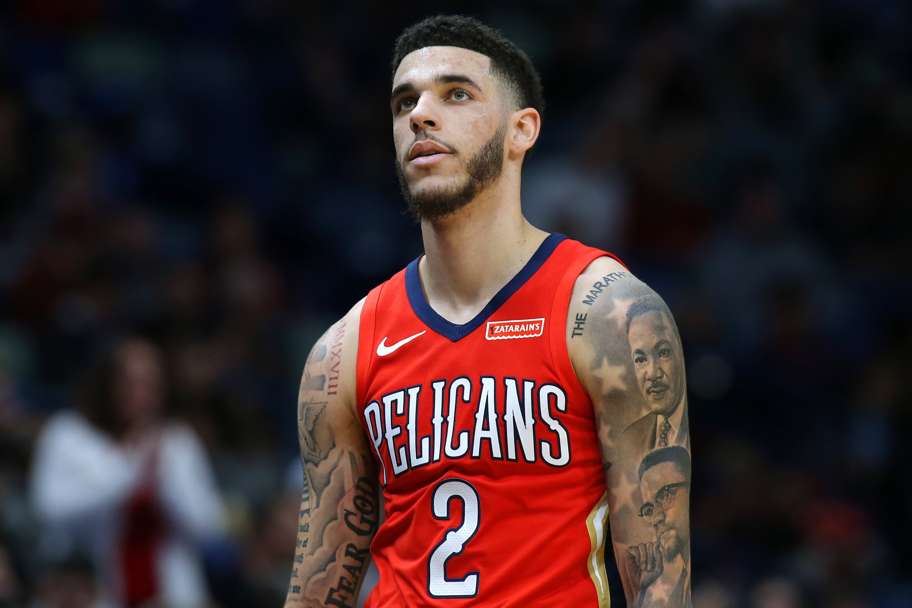 New Orleans Pelicans New Surroundings Doing Little For Lonzo Ball