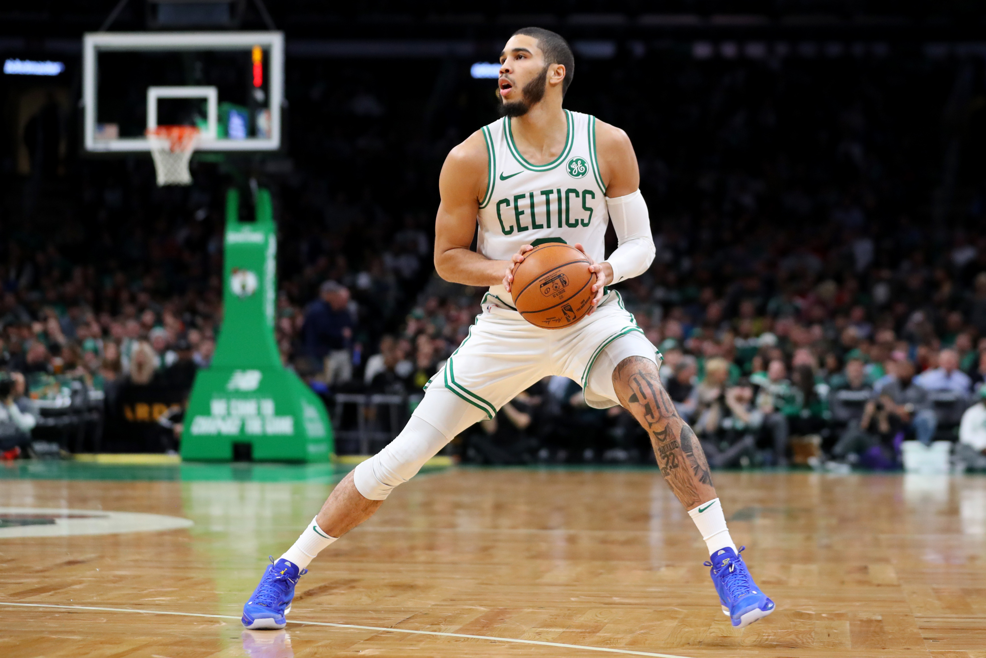 The Boston Celtics Are Preparing To Sign Jayson Tatum For A Long Time