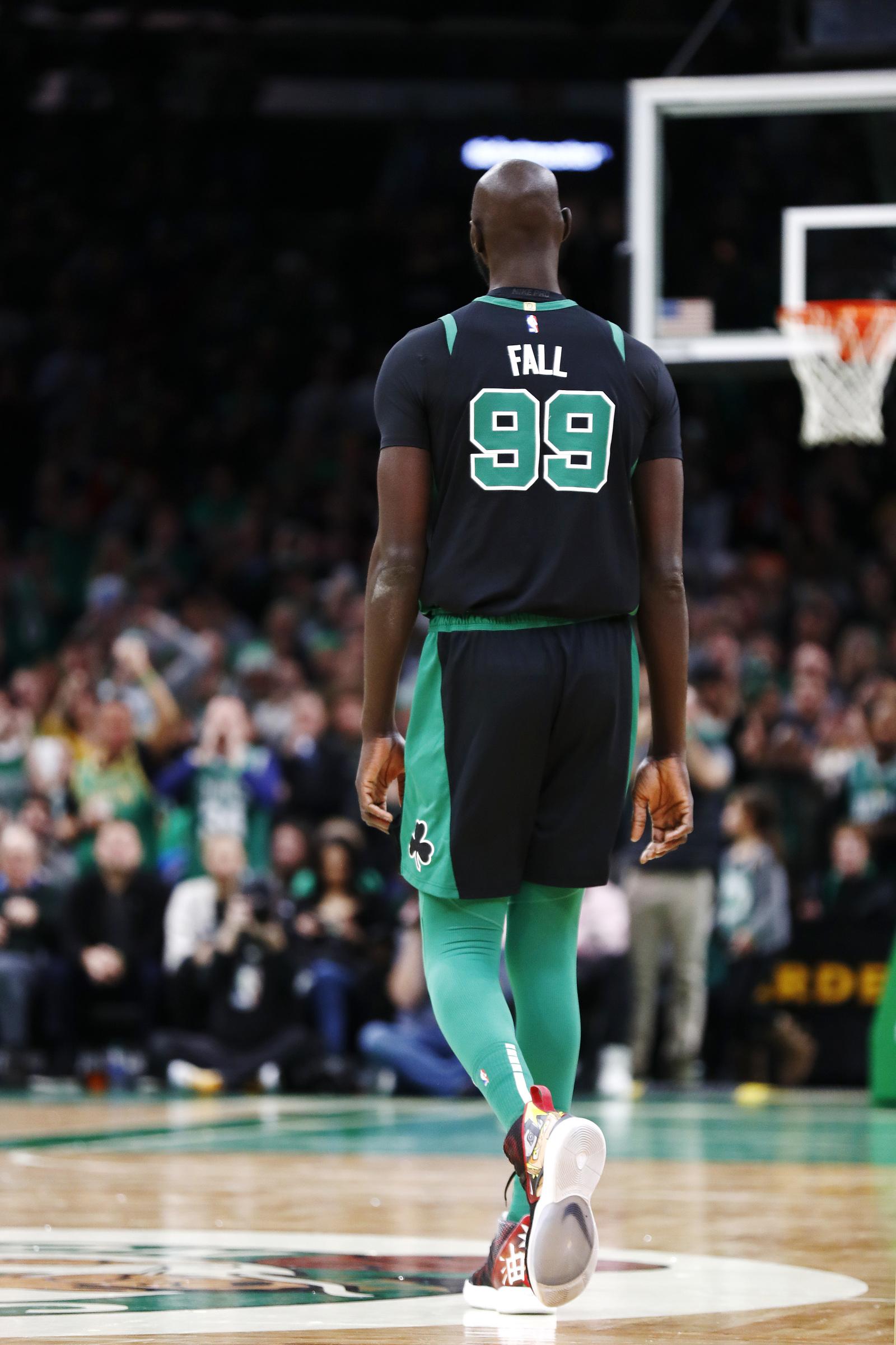 Boston Celtics: Tacko Fall's positive progressions in the G-League