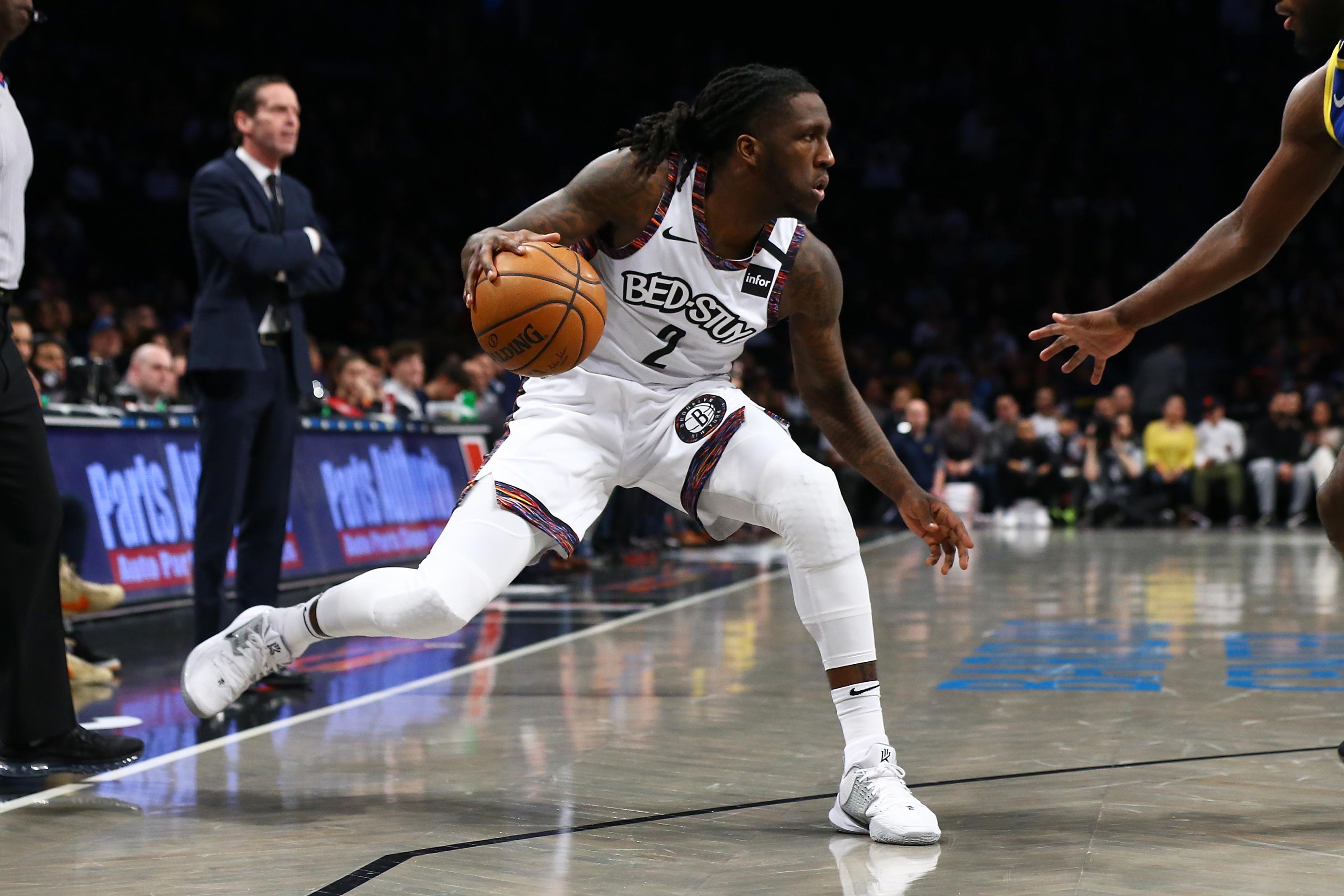 Did the Brooklyn Nets take their gamble on Taurean Prince too early?