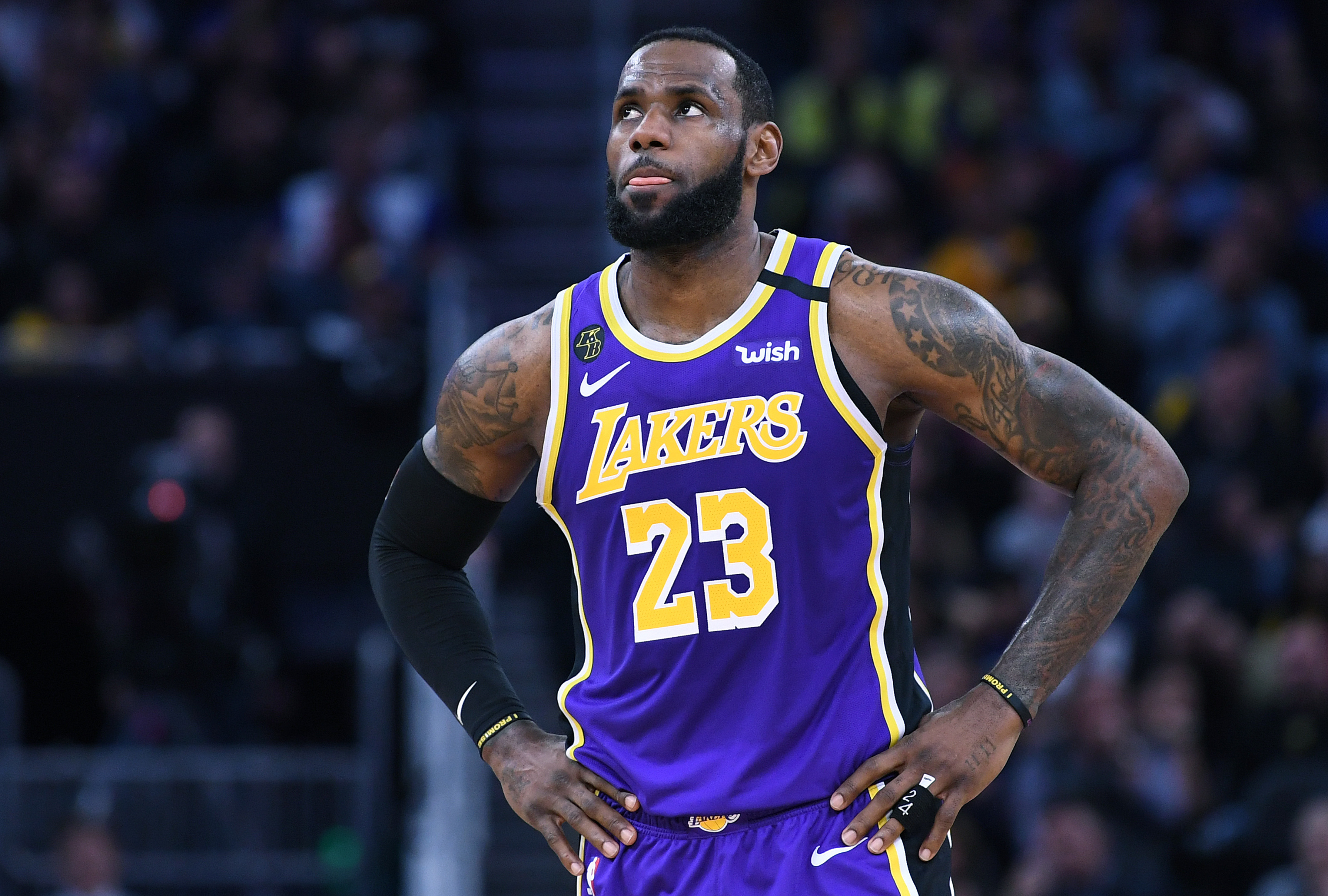 Los Angeles Lakers: Has LeBron James improved defensively?