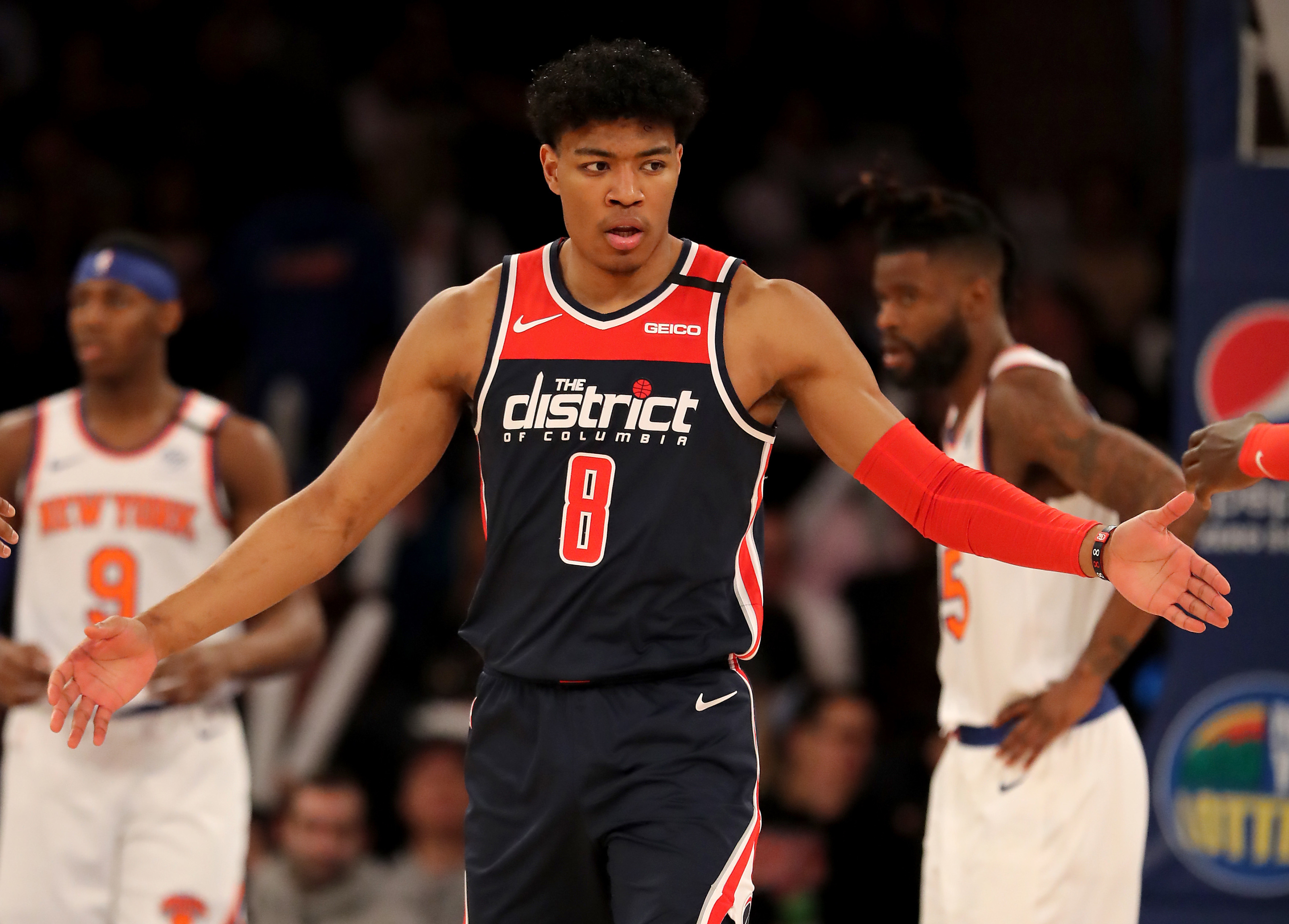 Washington Wizards: 3 goals for the end of Rui Hachimura's rookie year