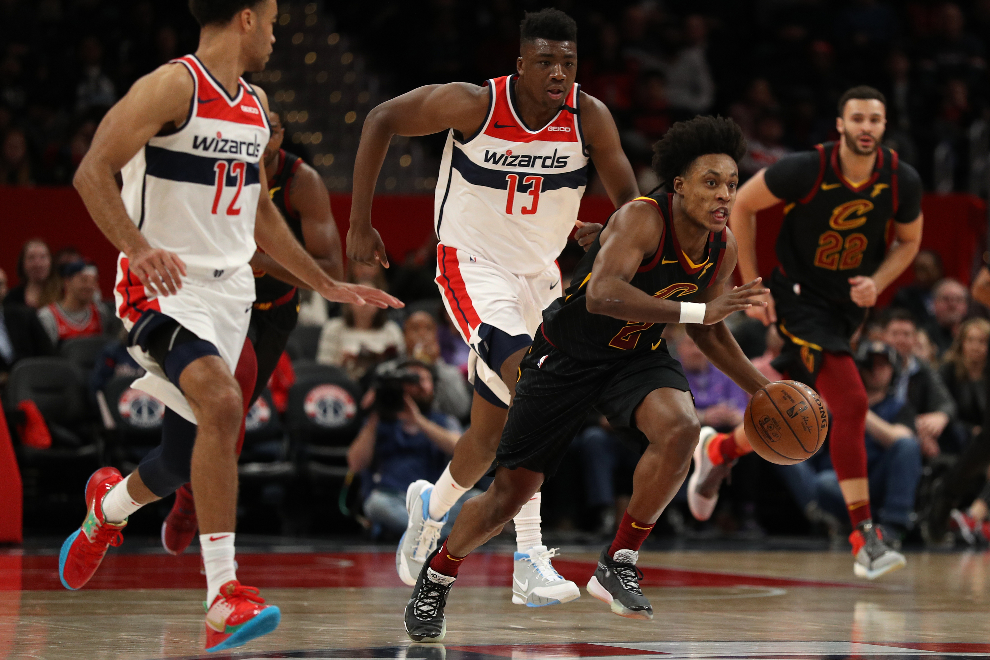Washington Wizards' loss to Cavaliers a reminder of biggest roster hole