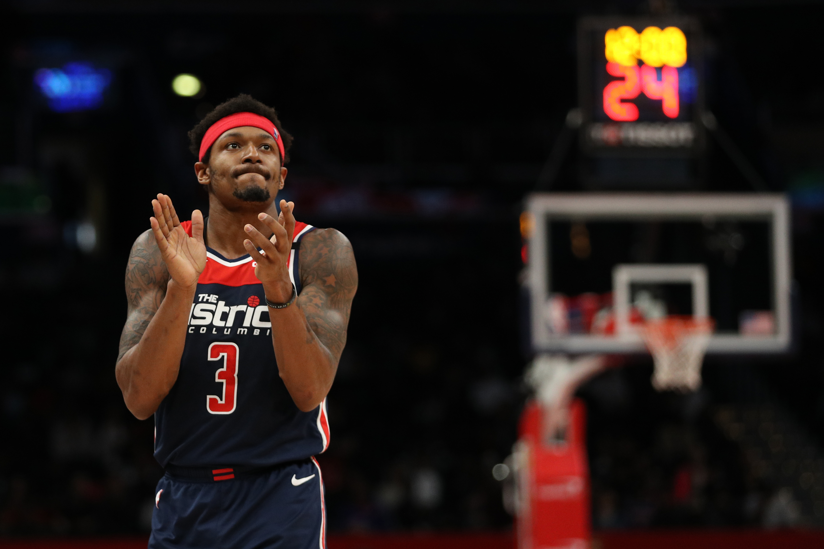 Wizards Bradley Beal Cryptically Calls Out Espn Writer In Tweet For Lying
