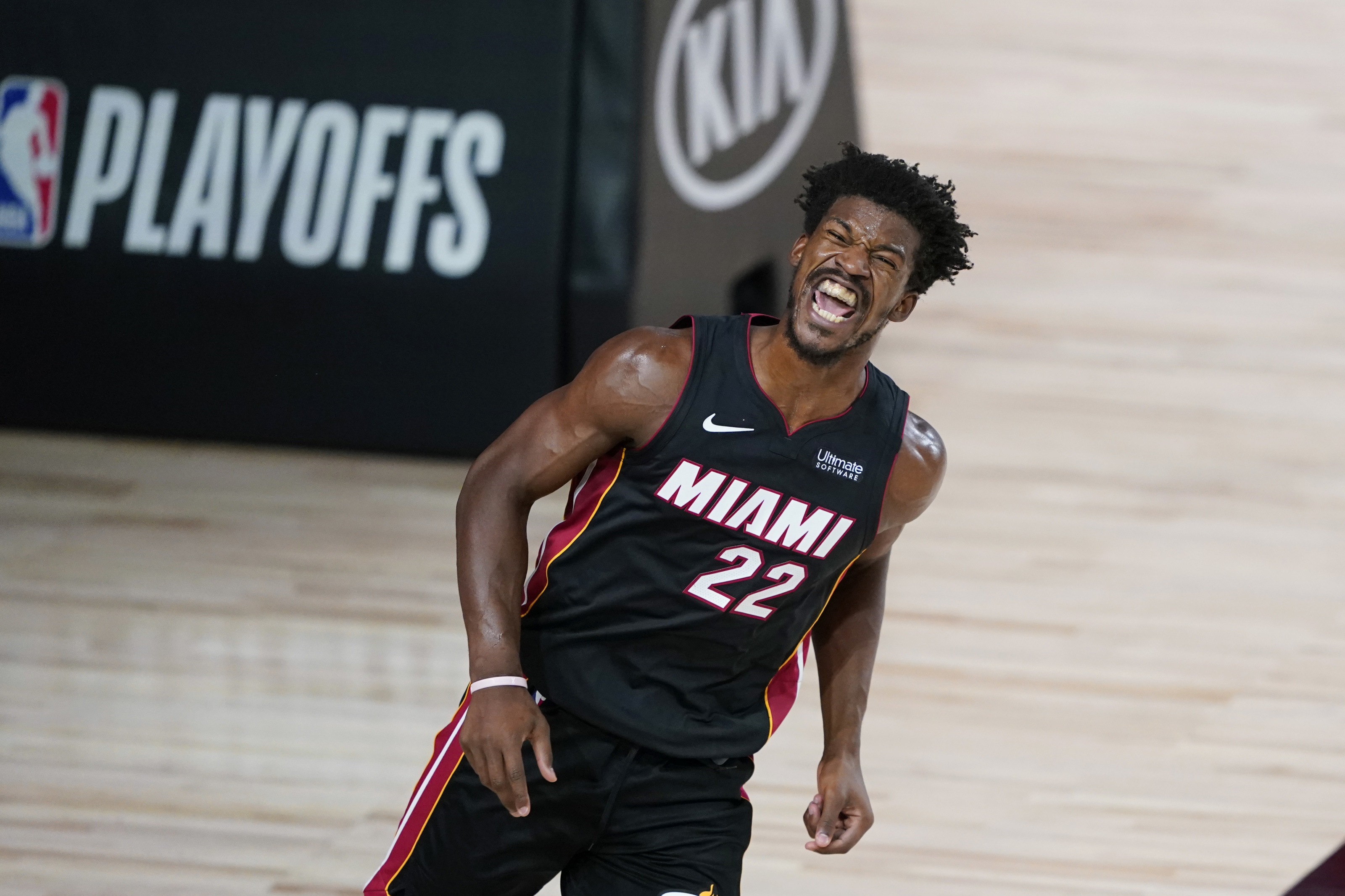 Miami Heat Jimmy Butler Has Flipped The Switch In The Nba Playoffs