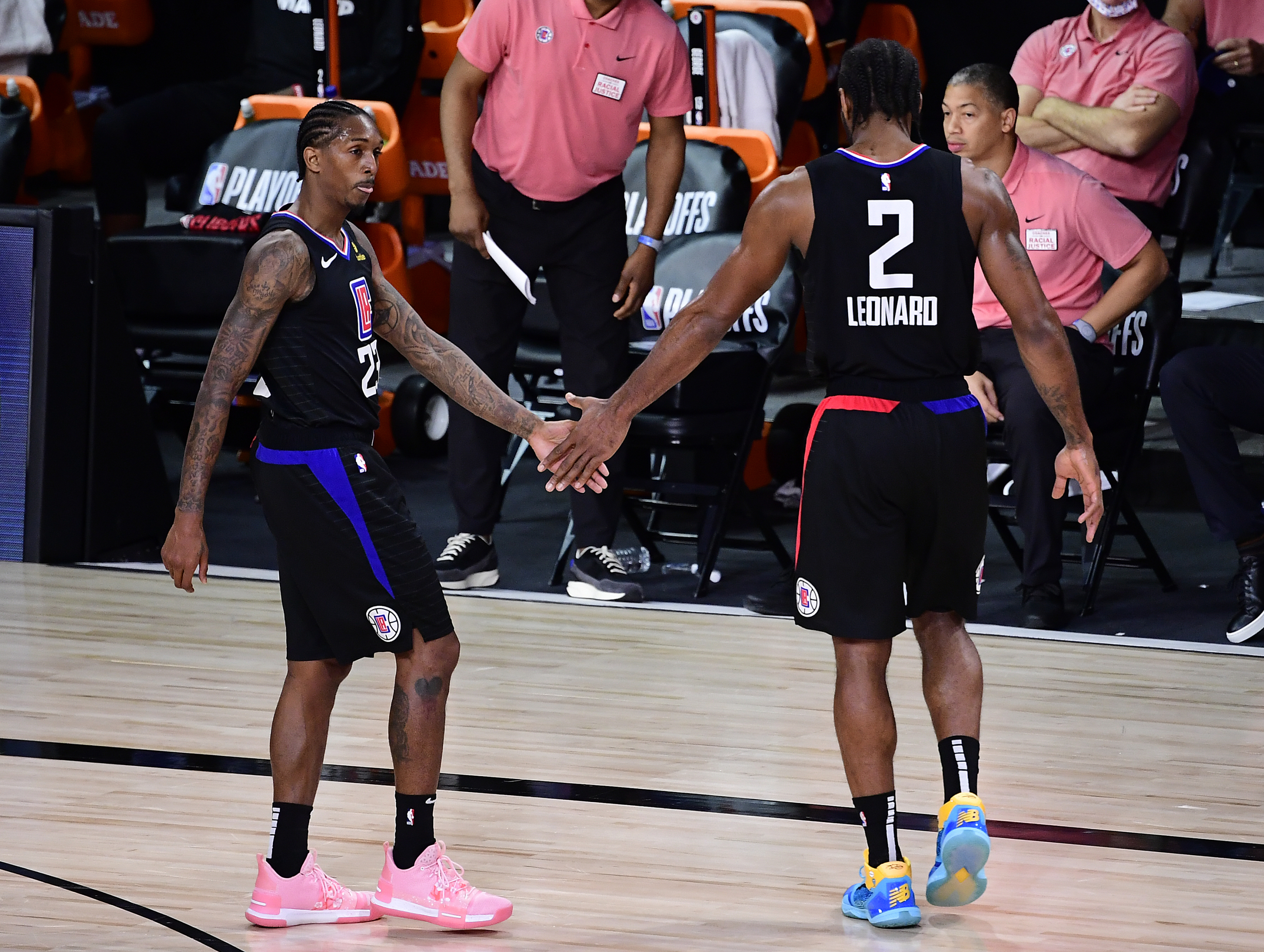 La Clippers The 2021 Nba Season Means Team Togetherness