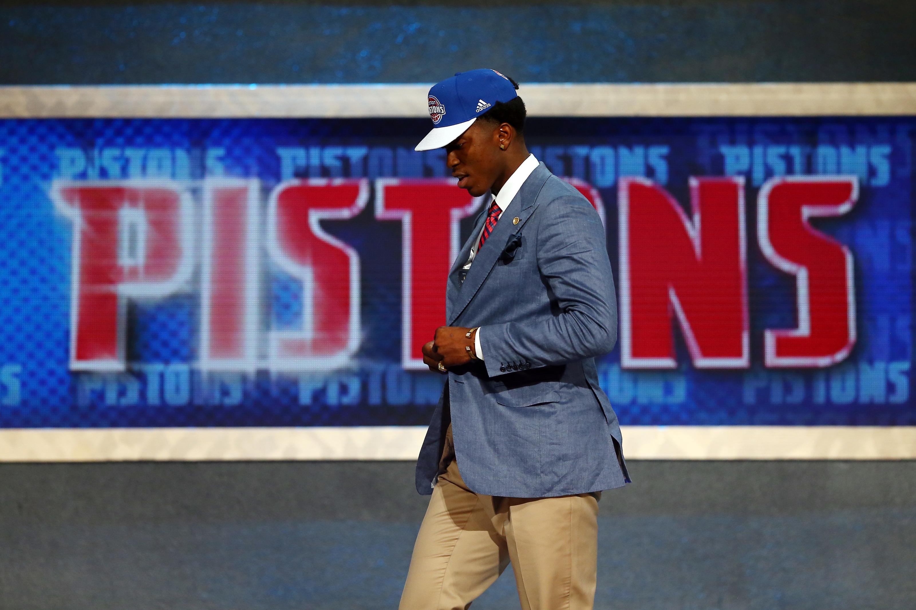 Detroit Pistons: Ranking the last decade's first-round picks