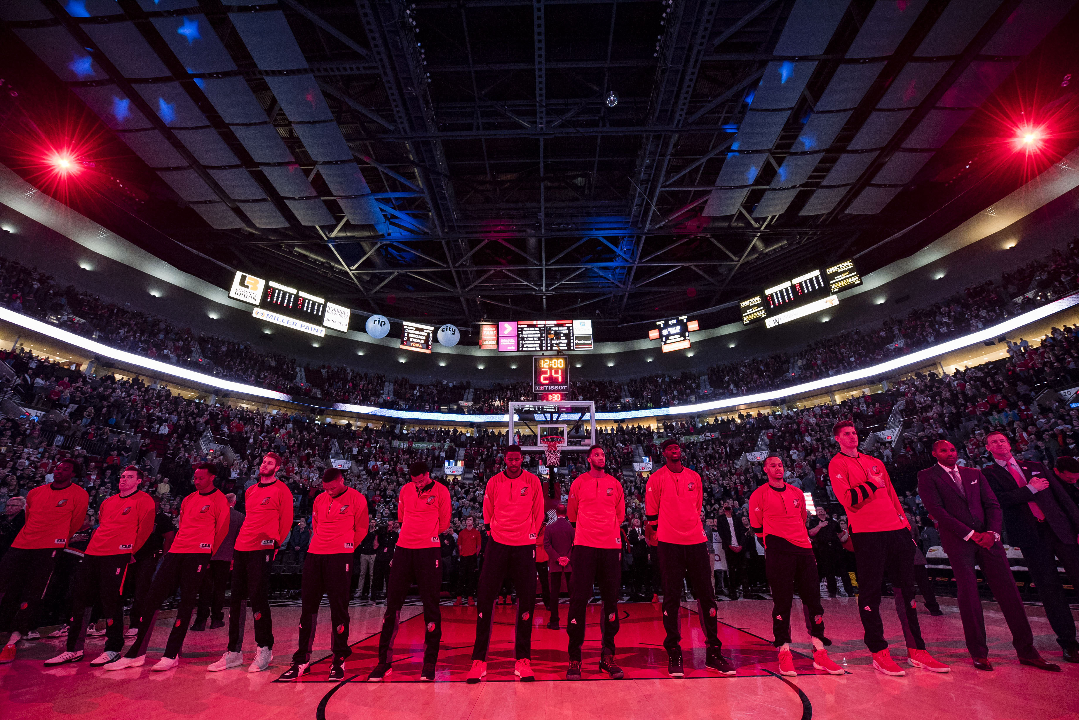 Portland Trail Blazers: 2016-17 Regular Season Team Awards