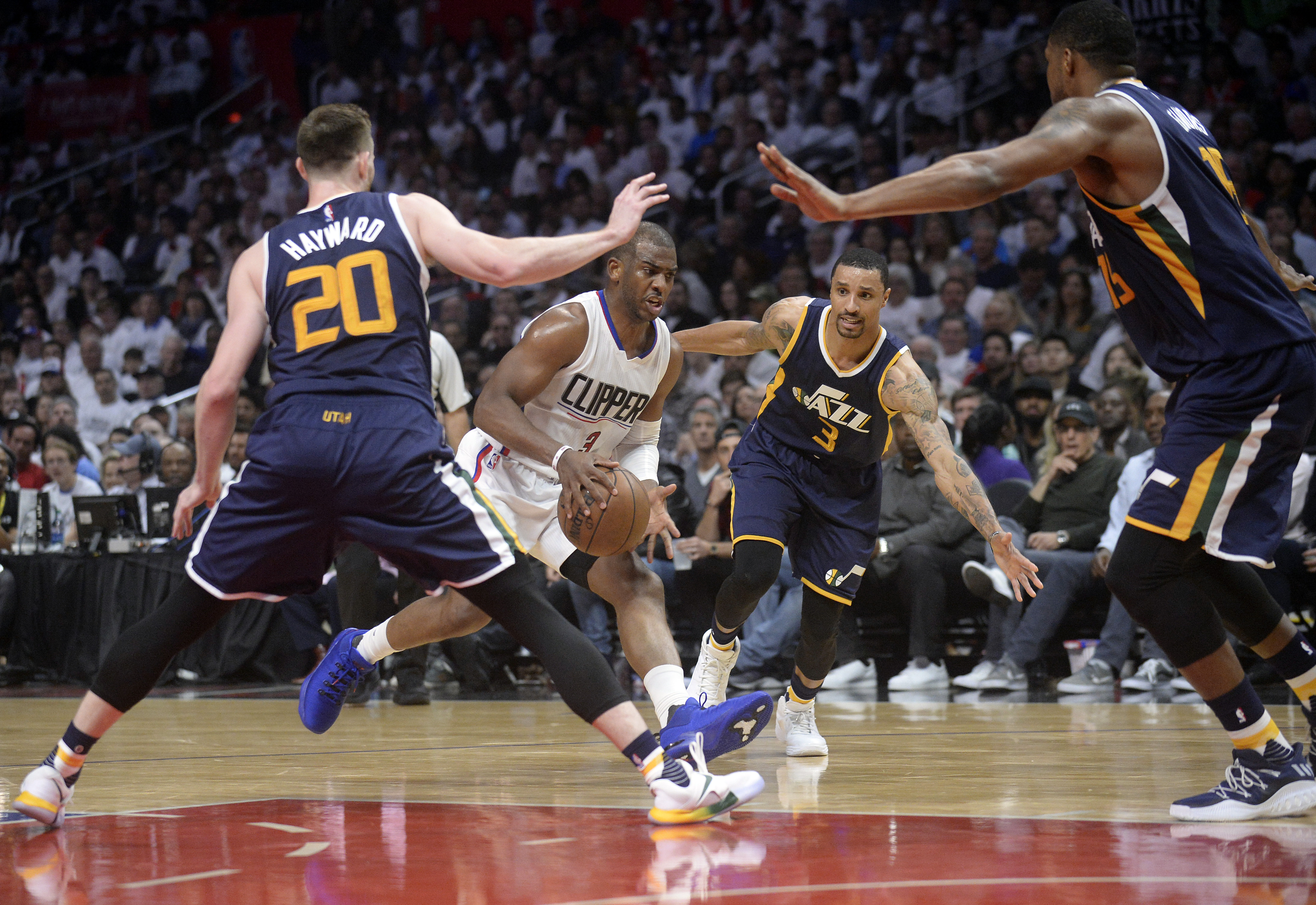 Los Angeles Clippers: 5 Takeaways From ...