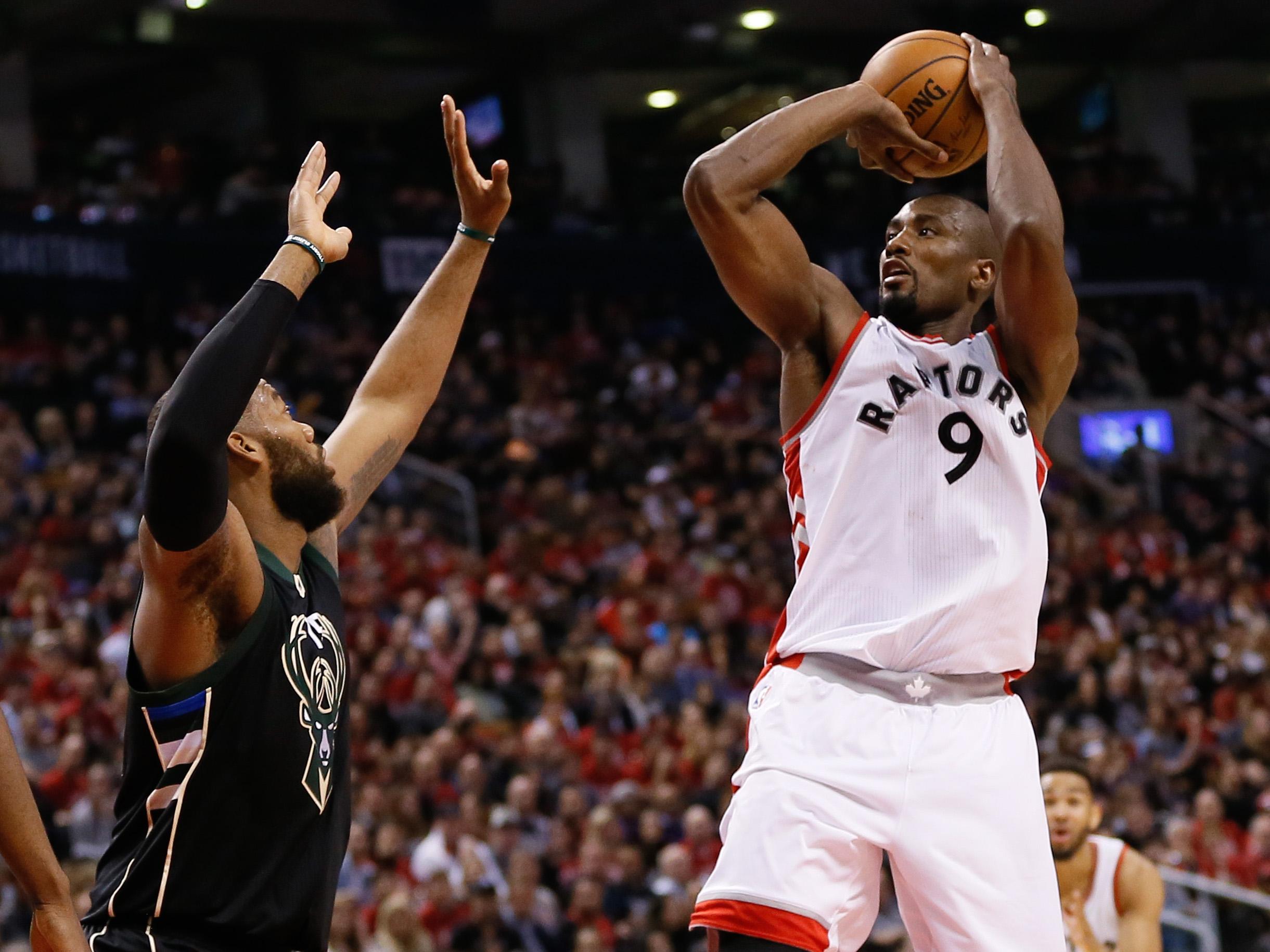 The Toronto Raptors should not re-sign Serge Ibaka