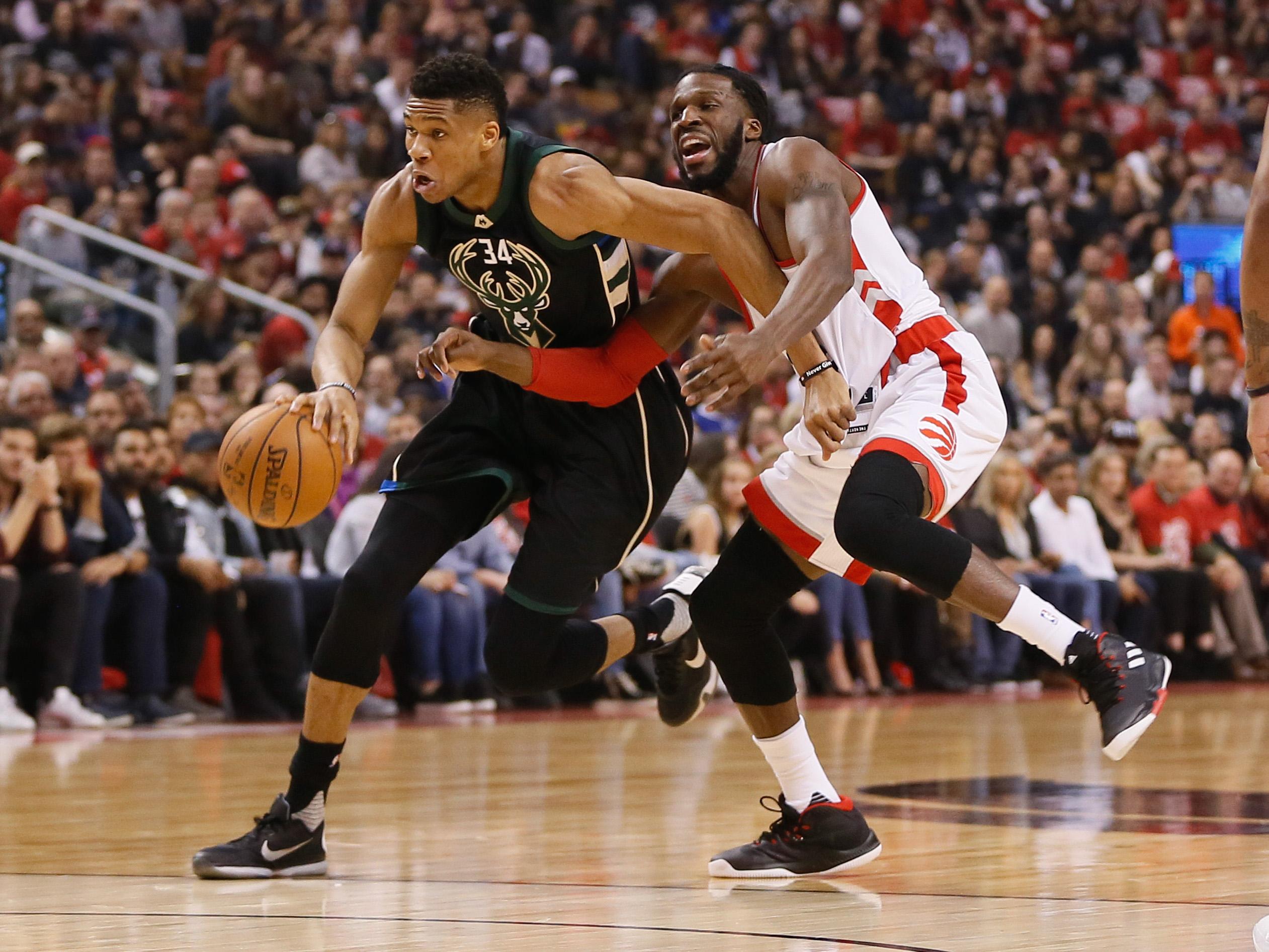 Milwaukee Bucks: Series With Toronto Raptors Is Tied But ...