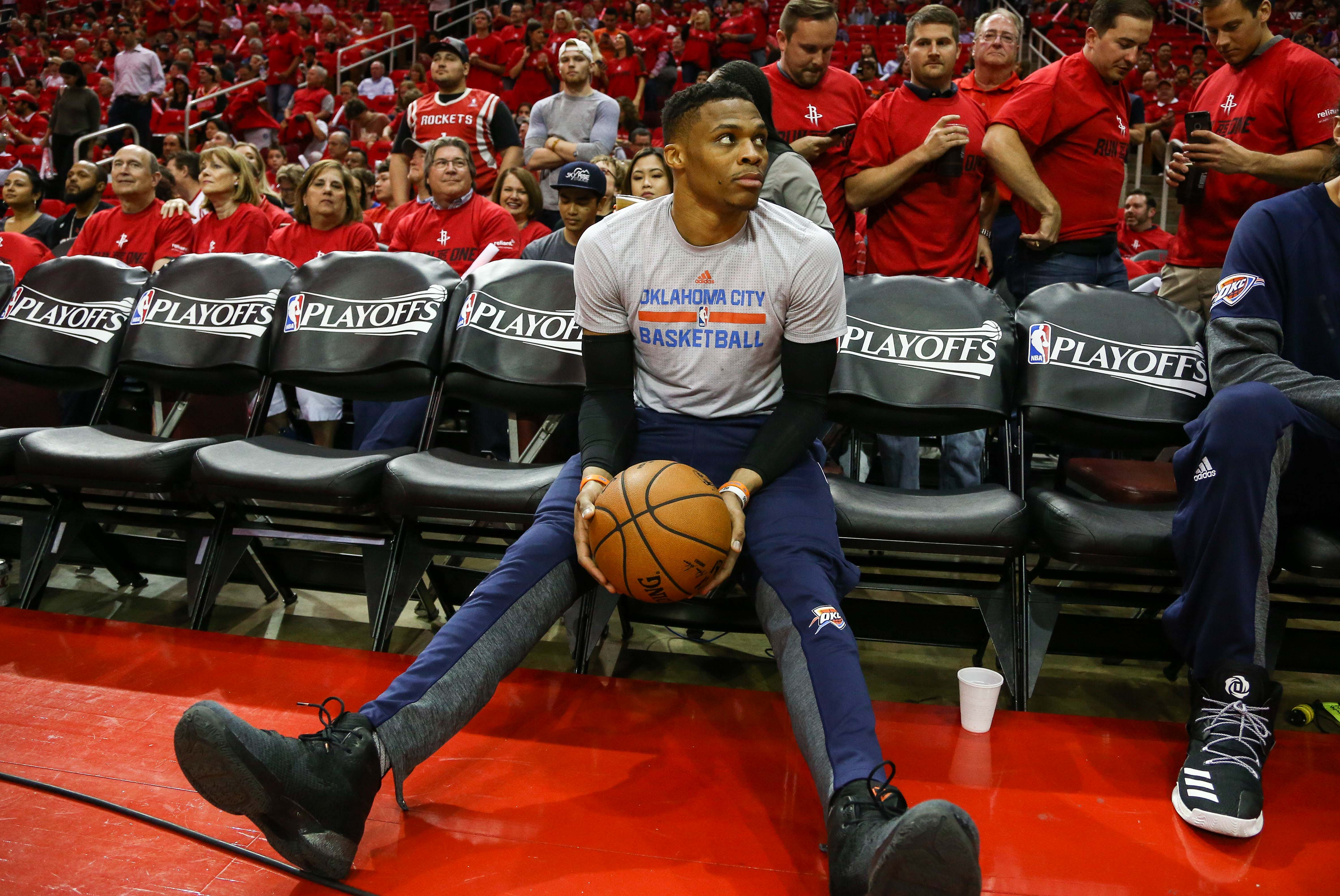 attending the oklahoma city thunders first round playoff game versus the houston rockets 2018 oklahoma city thunder playoff tickets and schedule 2018 2018-2019  oklahoma city thunder season tickets (includes tickets to all regular  to  attend or use the opponent or date filters beside the oklahoma city thunder  playoff  2017: lost western conference first round 1-4 (houston rockets)  2016: lost.