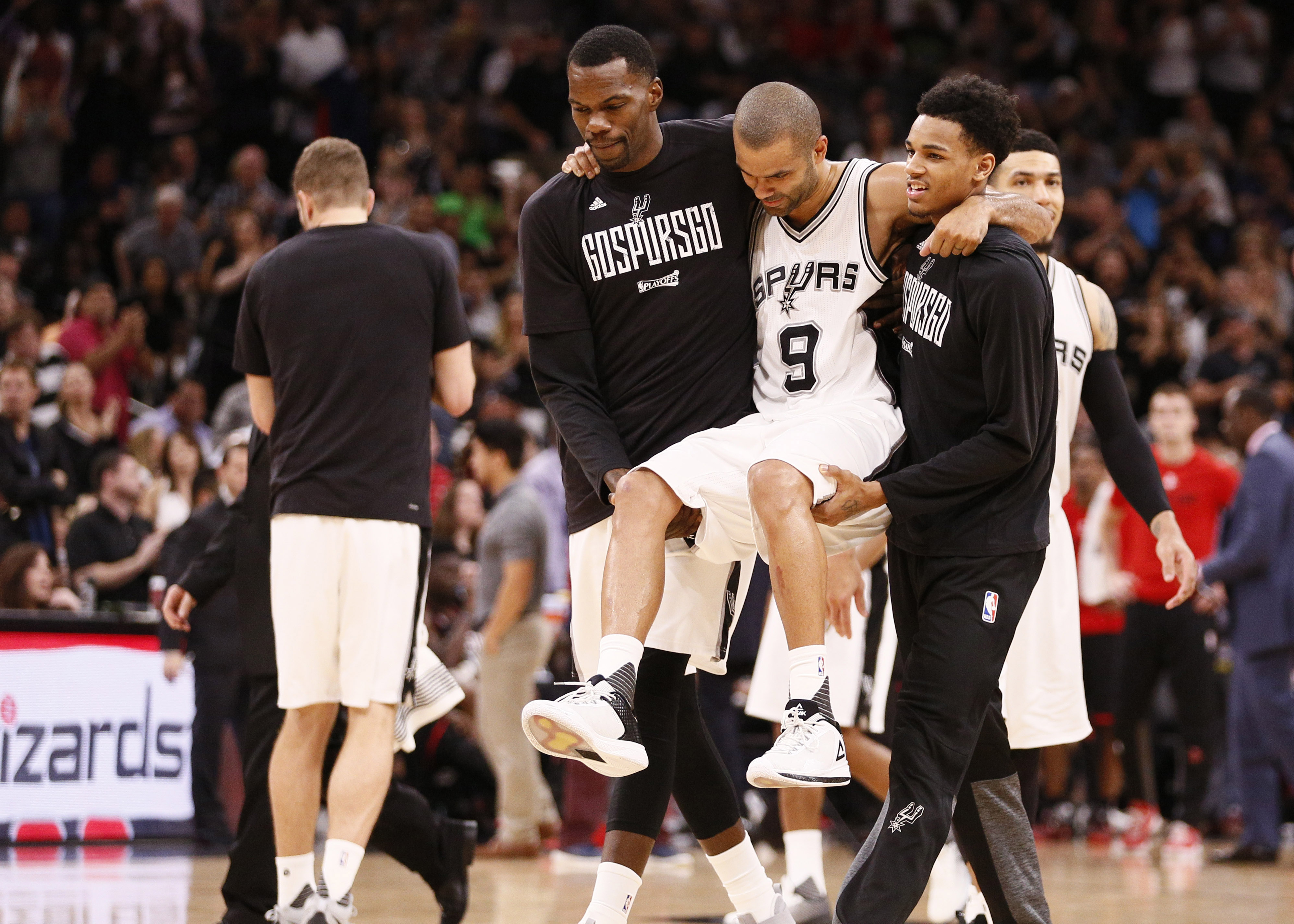 5 Adjustments for San Antonio Spurs without Tony Parker