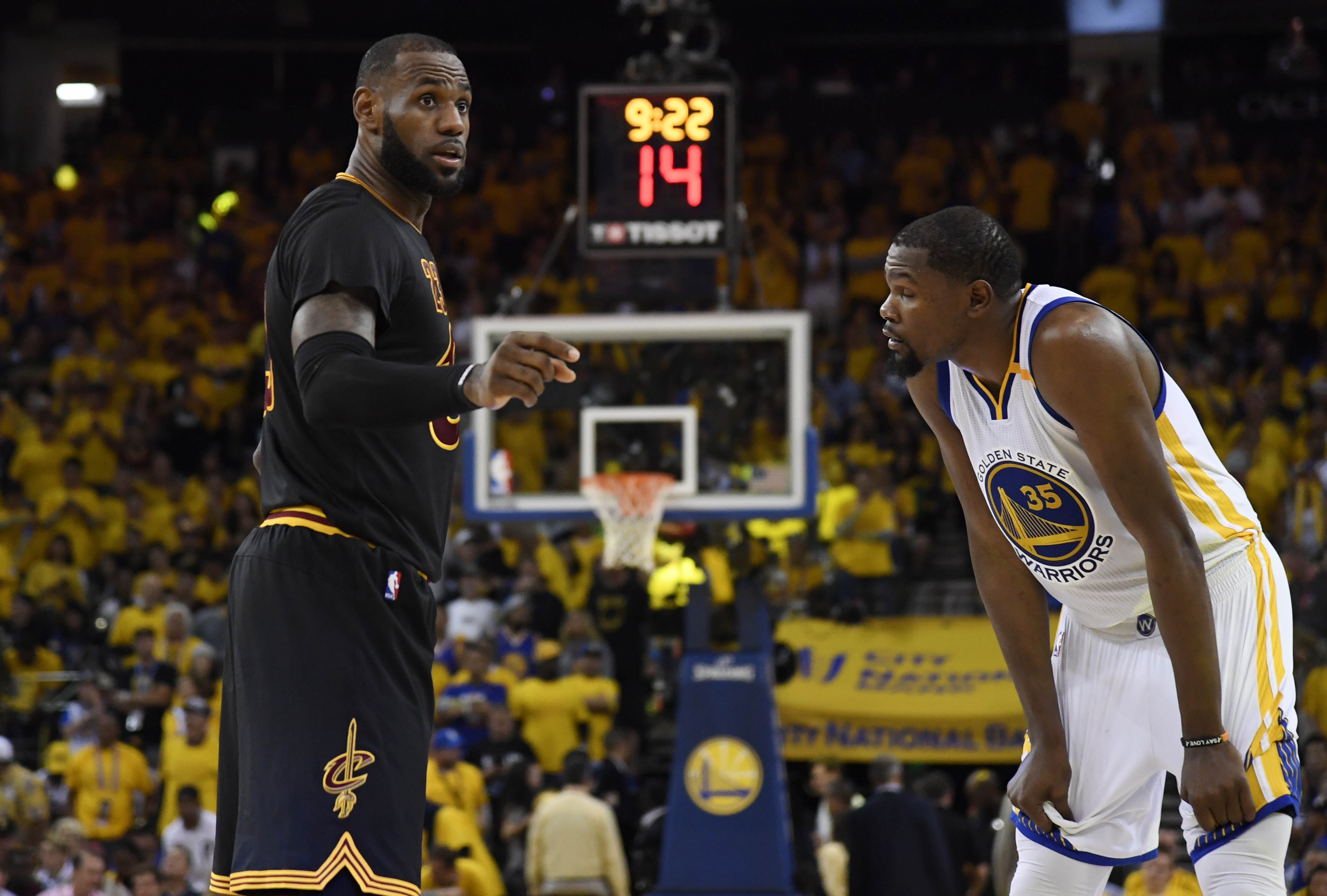 17997cc246b Cleveland Cavaliers  5 adjustments for Game 3 of 2017 NBA Finals