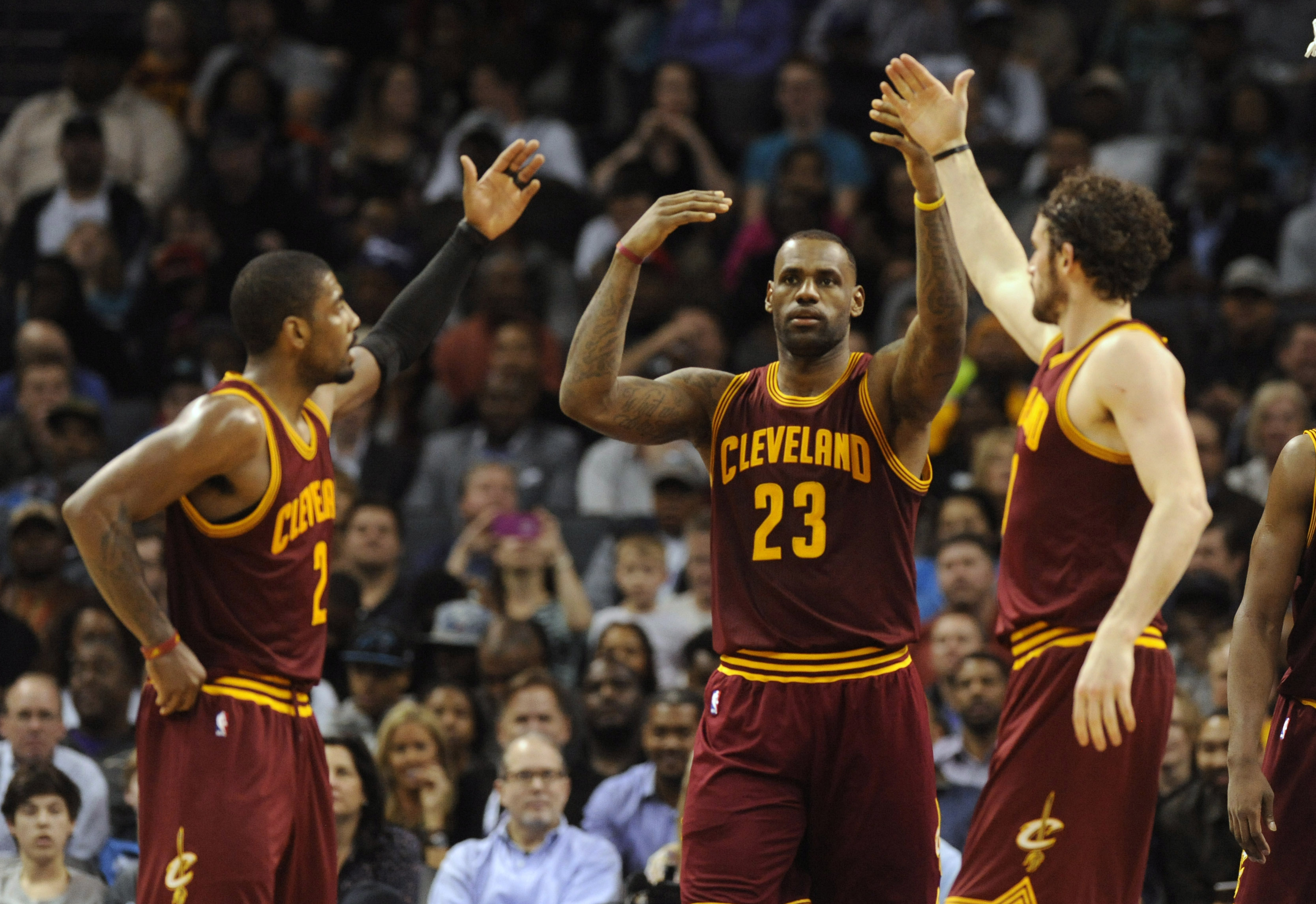 Image result for picture of the cleveland cavaliers