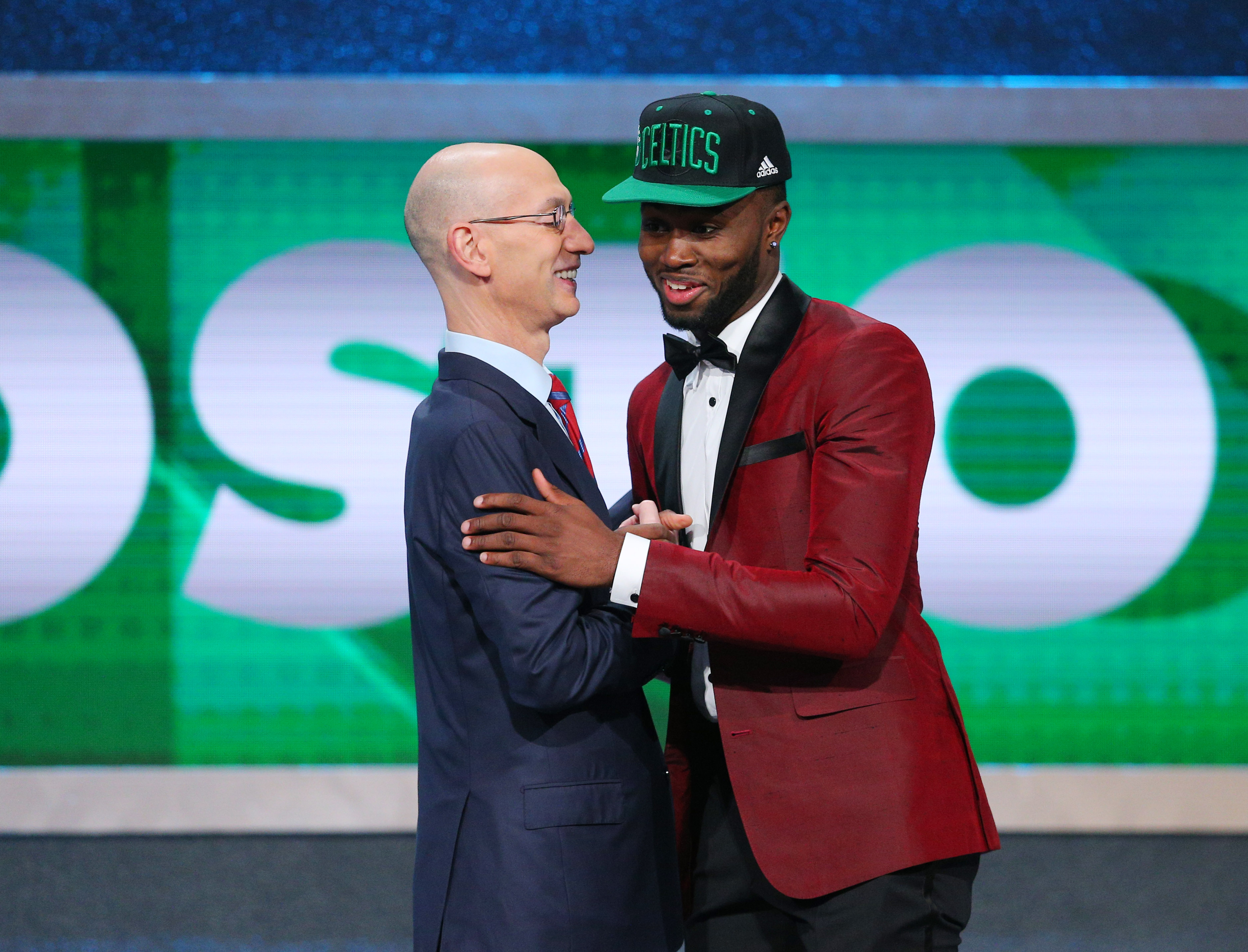 The Boston Celtics have a 25 percent chance of claiming the top pick in the  2017