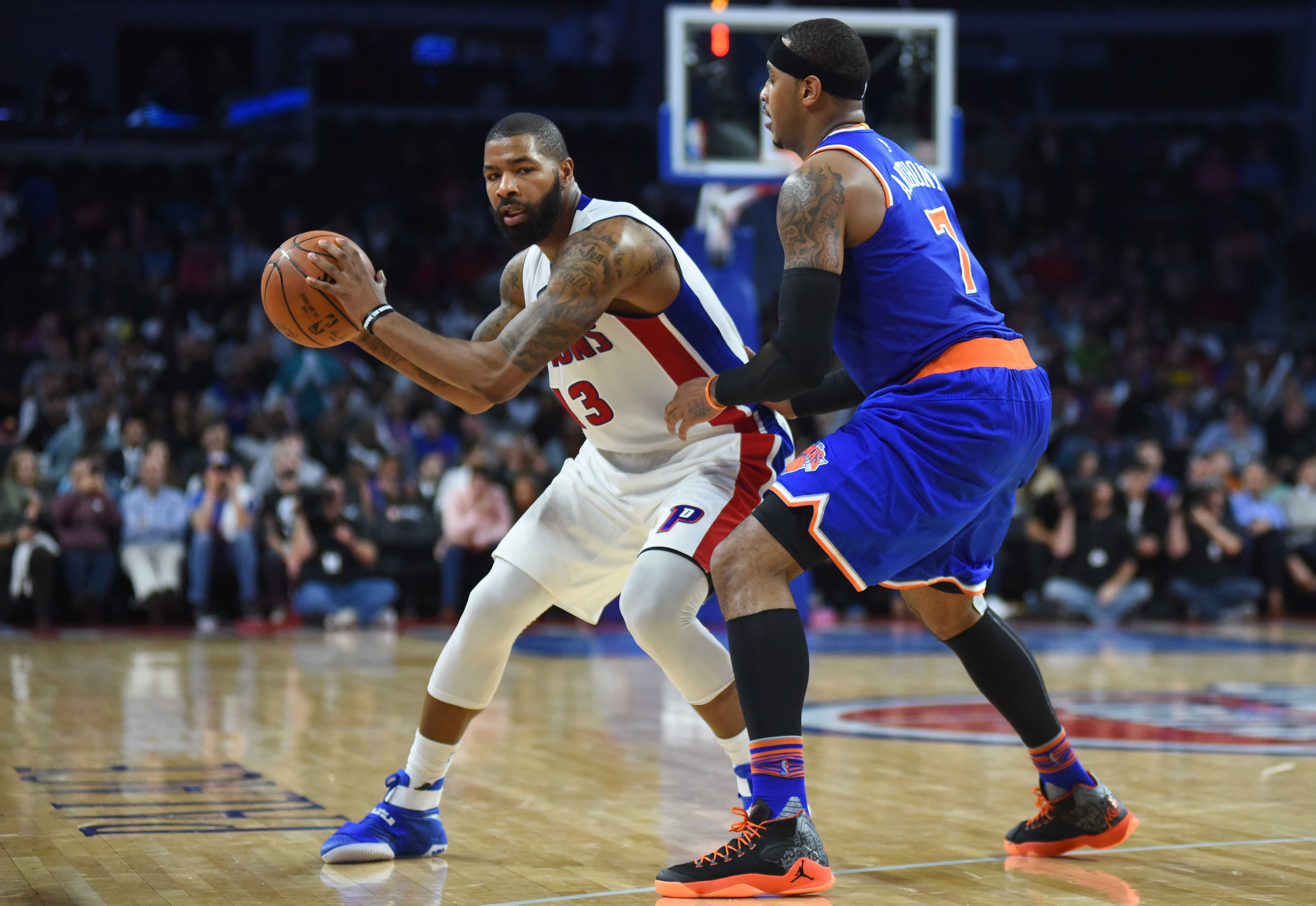 NBA Trade Rumors: 10 Potential Carmelo Anthony Trades - Page 7