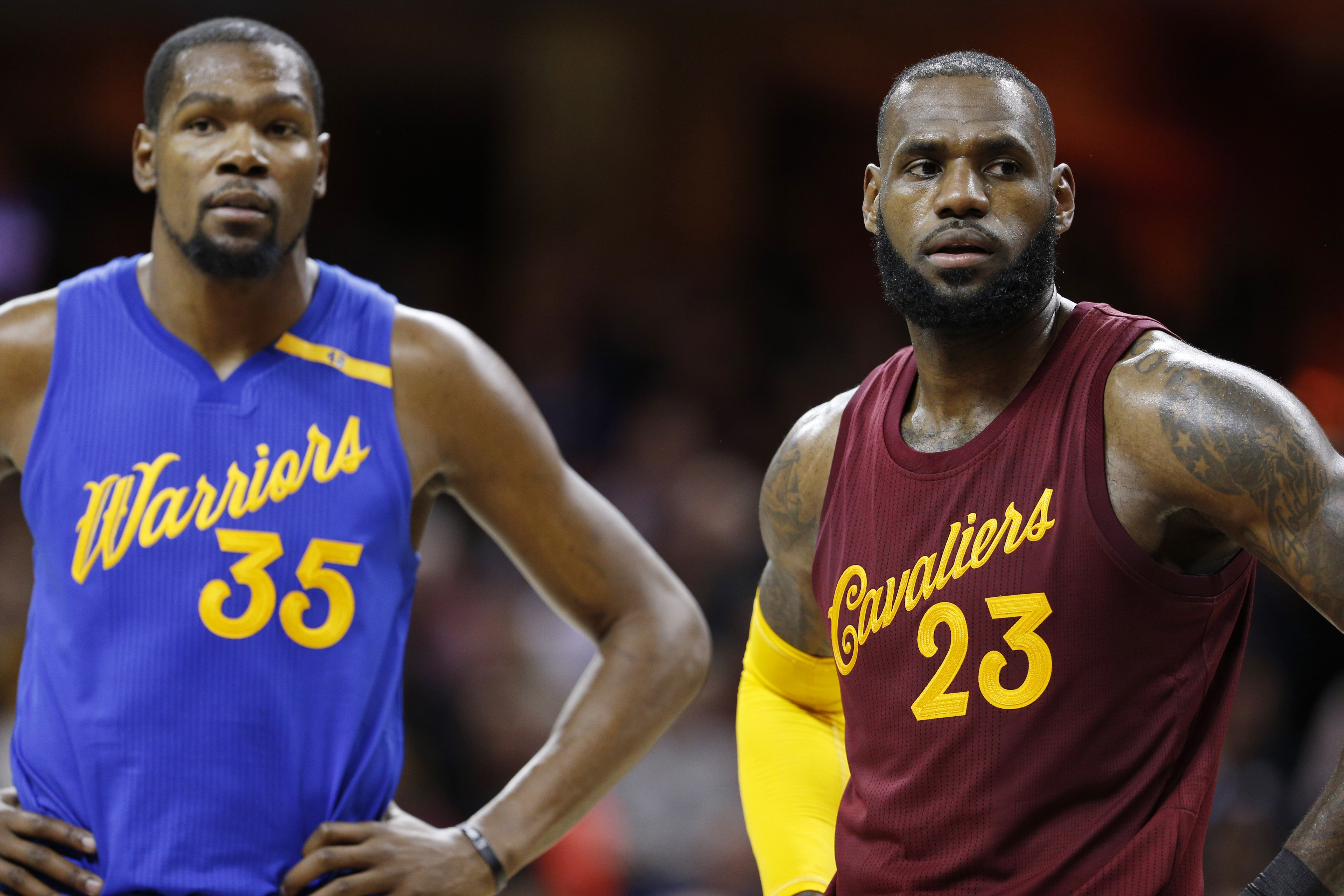 348745c8f89b 2017 NBA Playoffs  10 Matchups We Want To See - Page 11