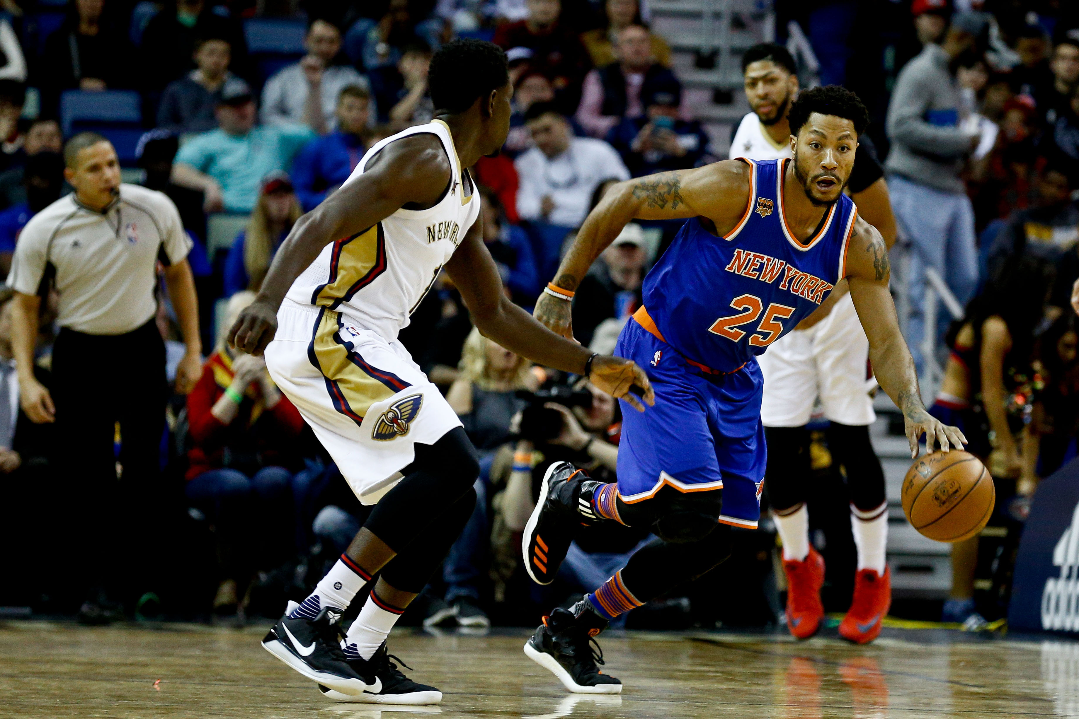 Derrick Rose: 5 potential landing spots in 2017 NBA free agency - Page 2