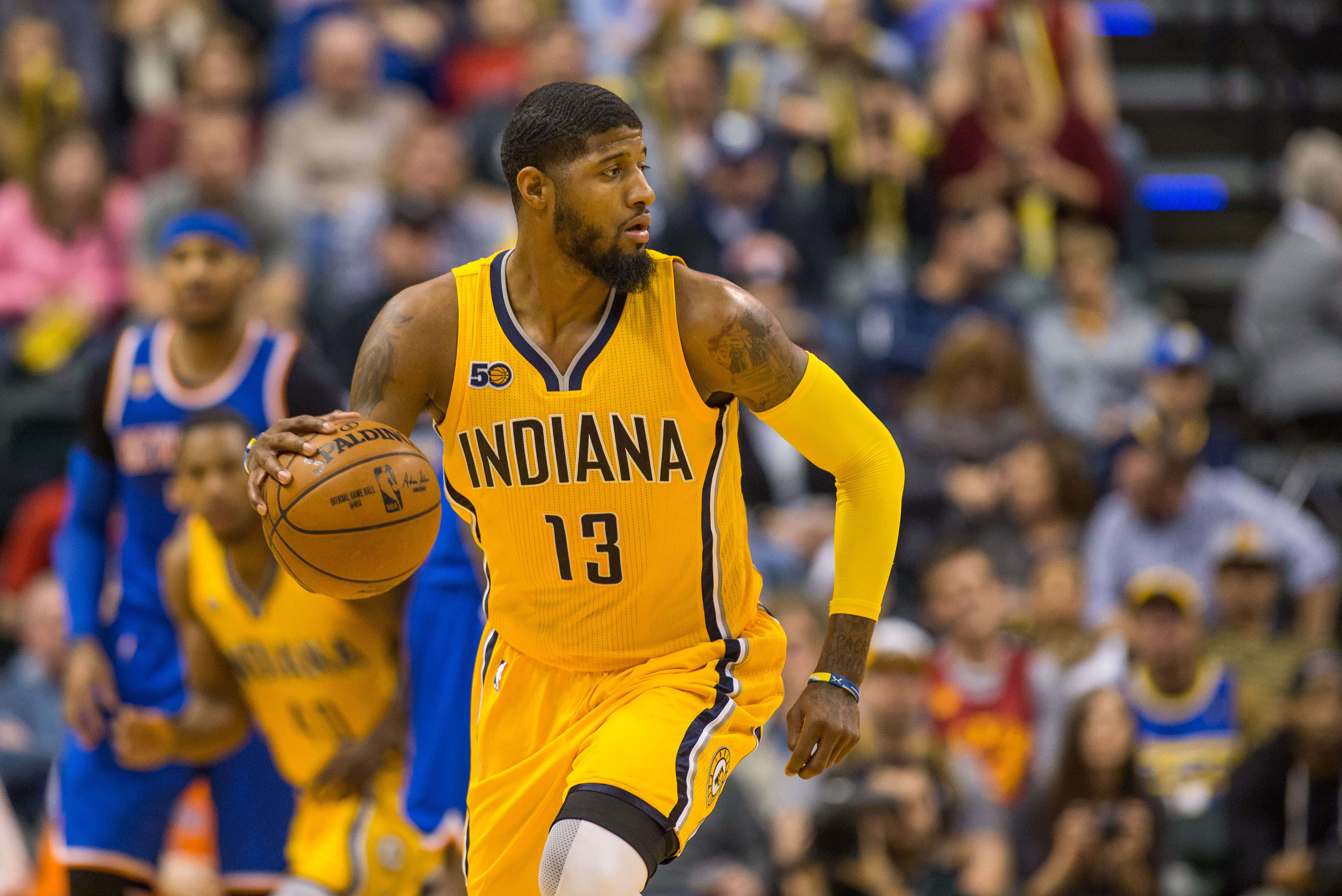 Boston Celtics Trade Rumors: Pacers' superstar Paul George is desirable