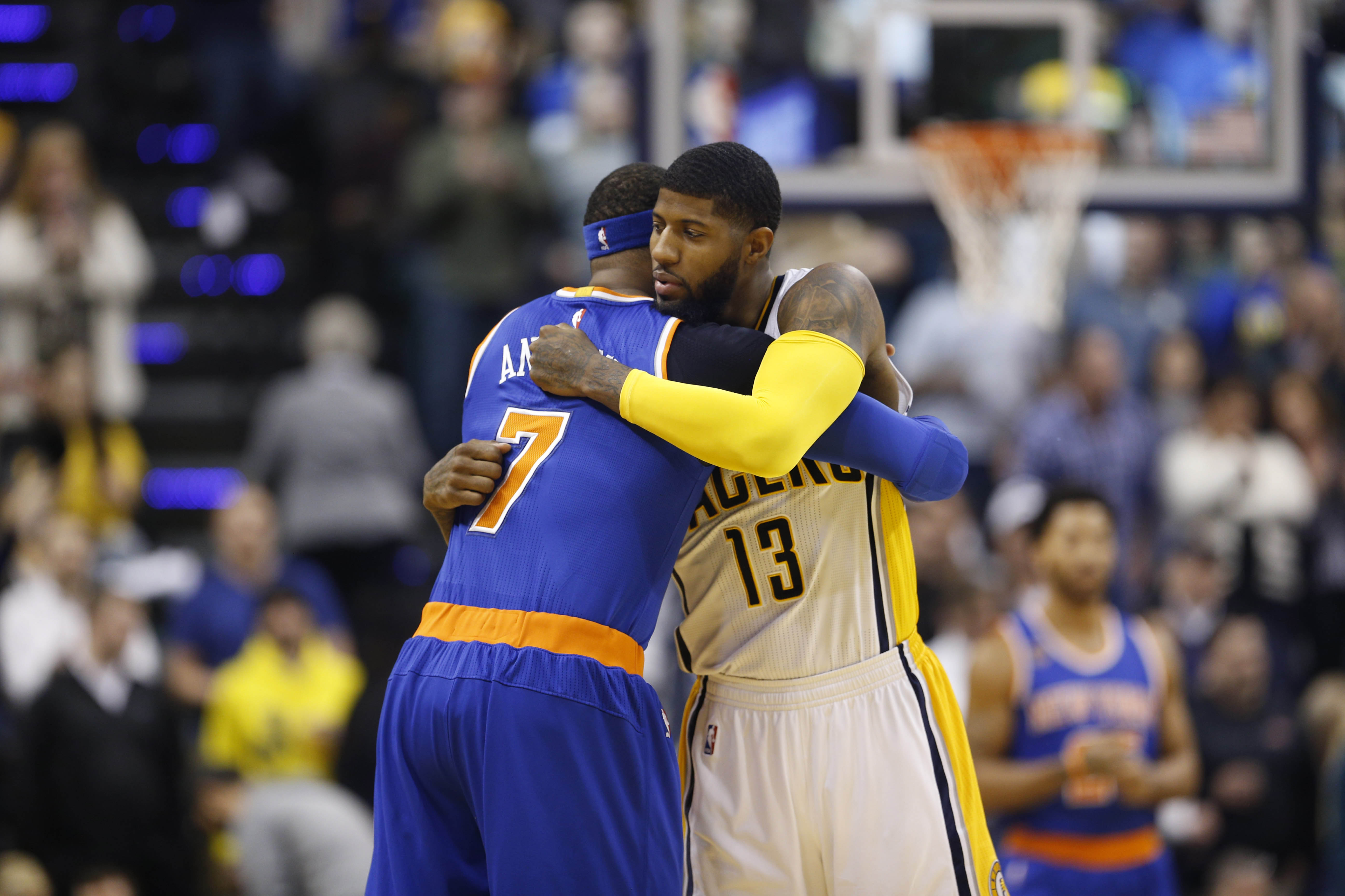 NBA Trade Rumors: 10 Potential Carmelo Anthony Trades - Page 3