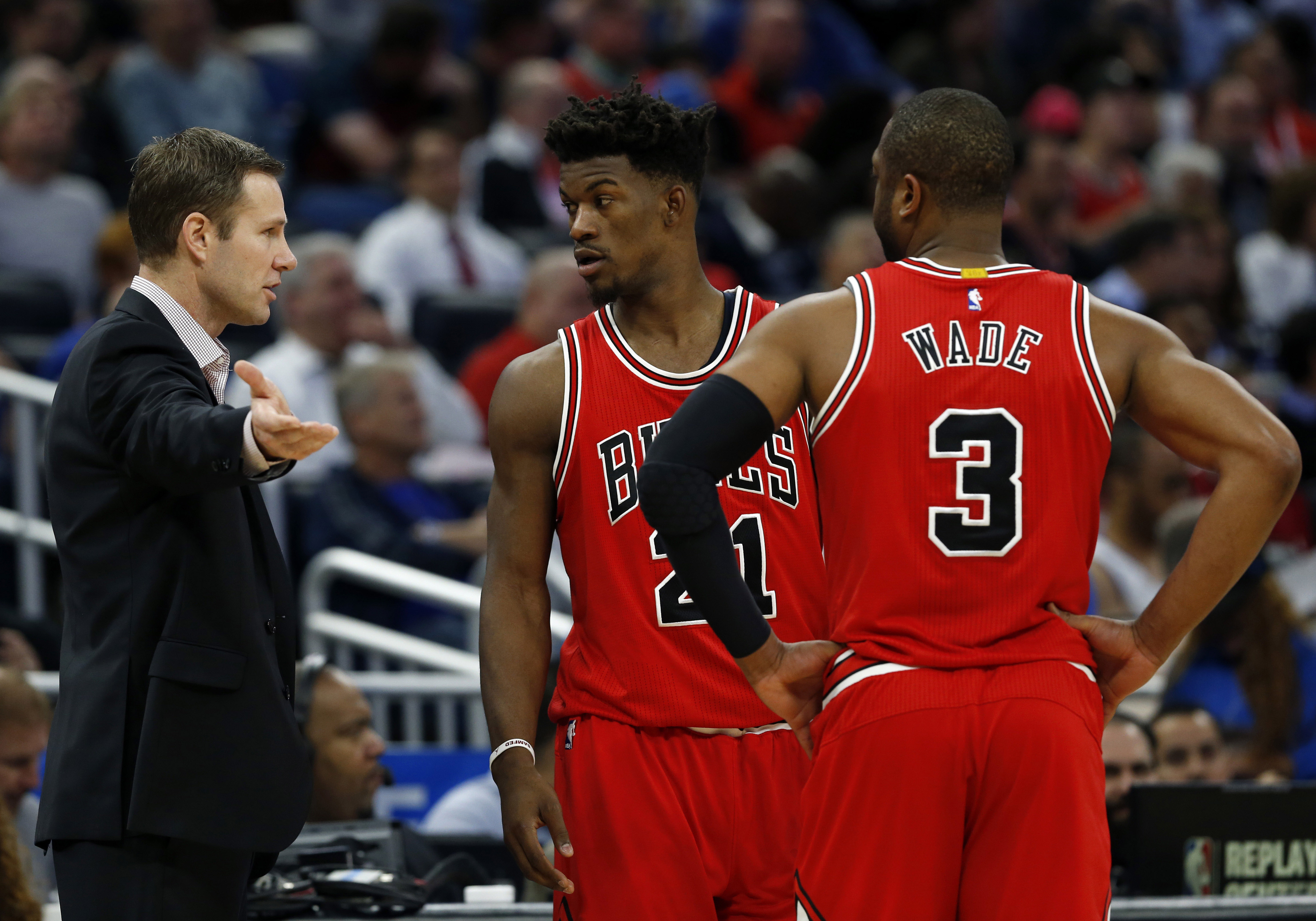 Chicago Bulls: No Easy Options As Trade Deadline Approaches