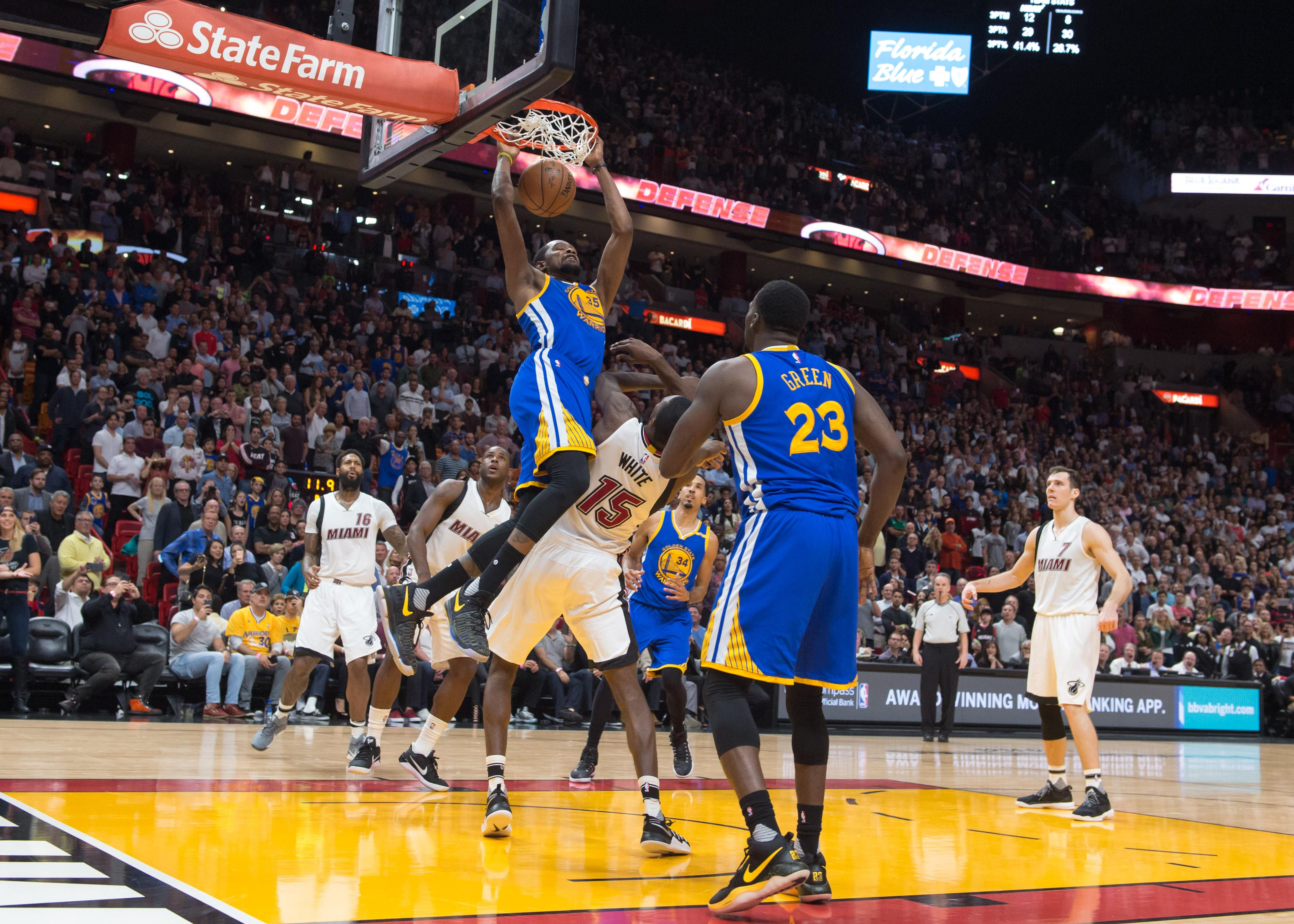 0f4264ac0a03 Kevin Durant Has To Be Named The NBA s MVP This Season