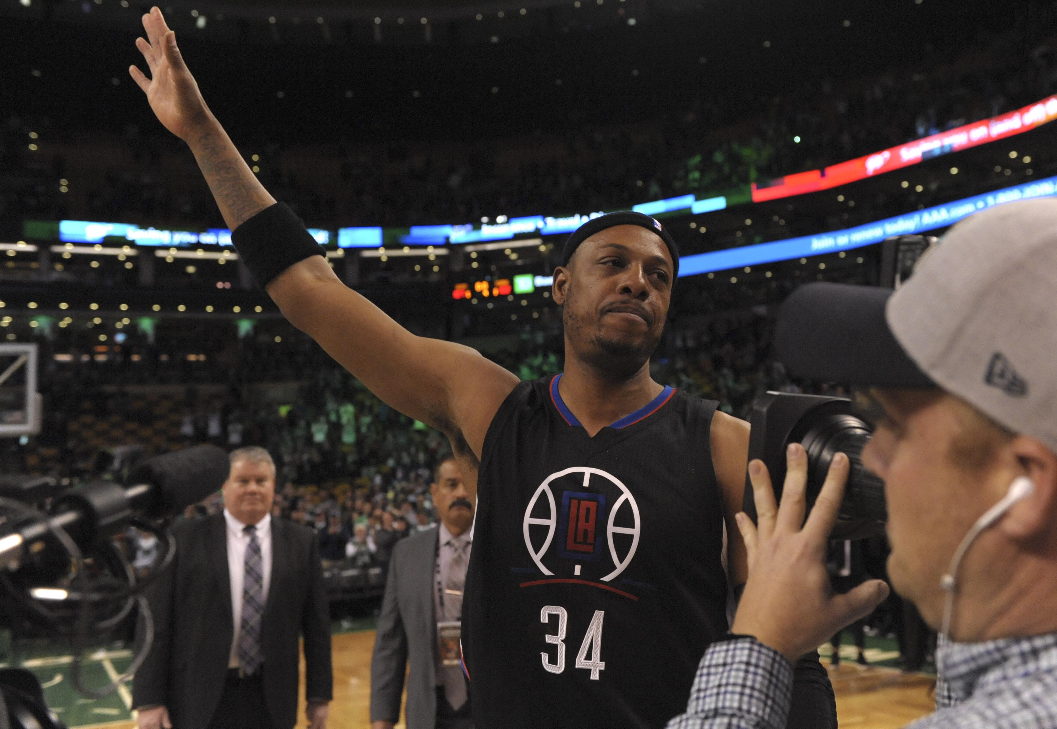 Paul Pierce The top 10 moments of a Celtics legend s career