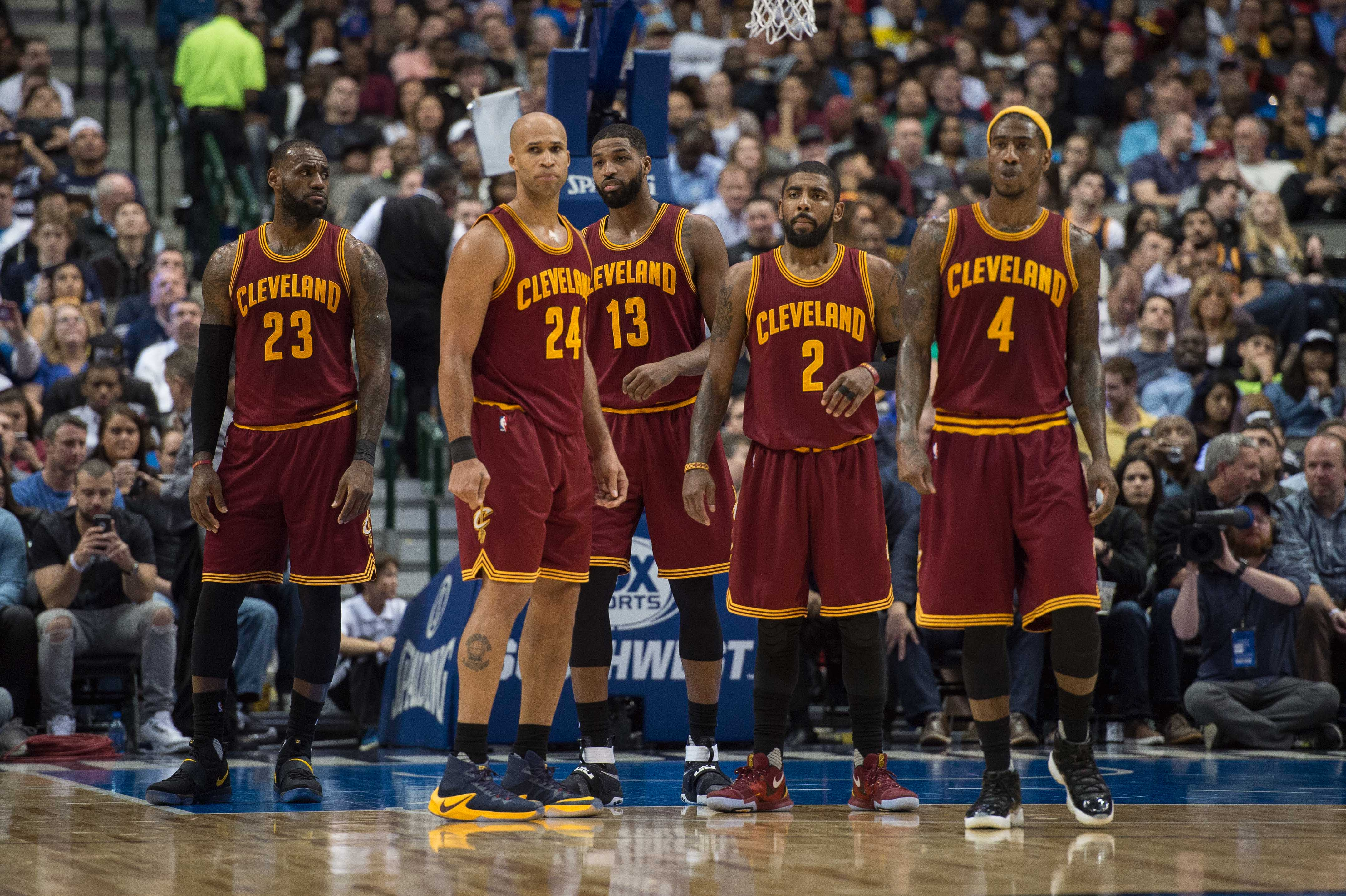 buy online f6876 d1a2f Cleveland Cavaliers: 5 moves to upgrade the roster for 2017 ...