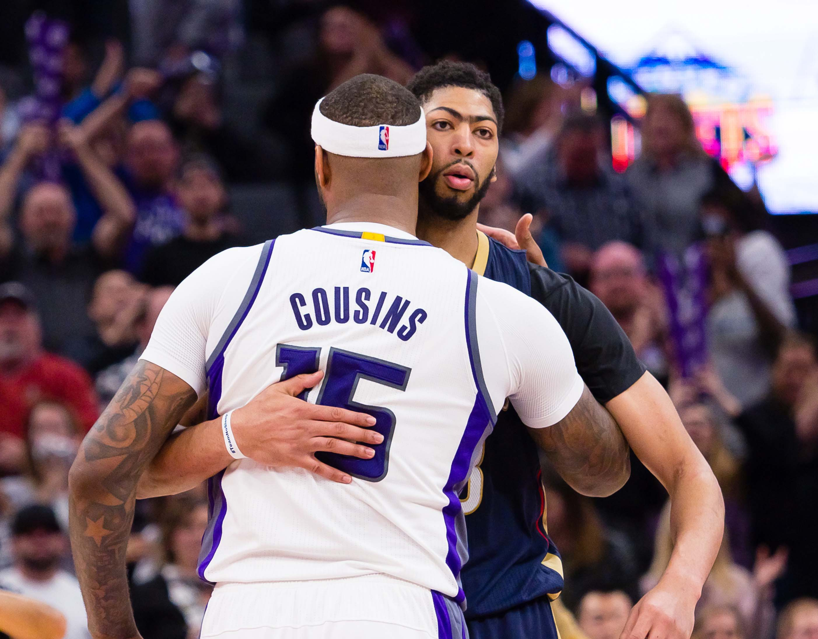3b6cfdf59390 NBA Trade Grades  Pelicans Pull Off DeMarcus Cousins Heist - Page 2